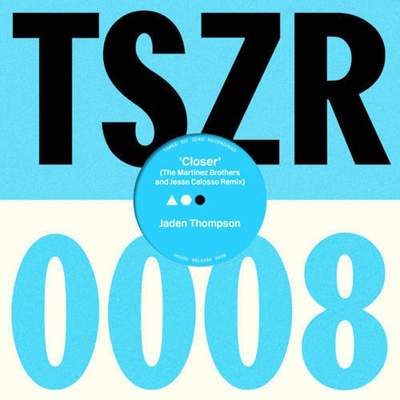Closer (The Martinez Brothers & Jesse Calosso Extended Remix) (Original Mix)