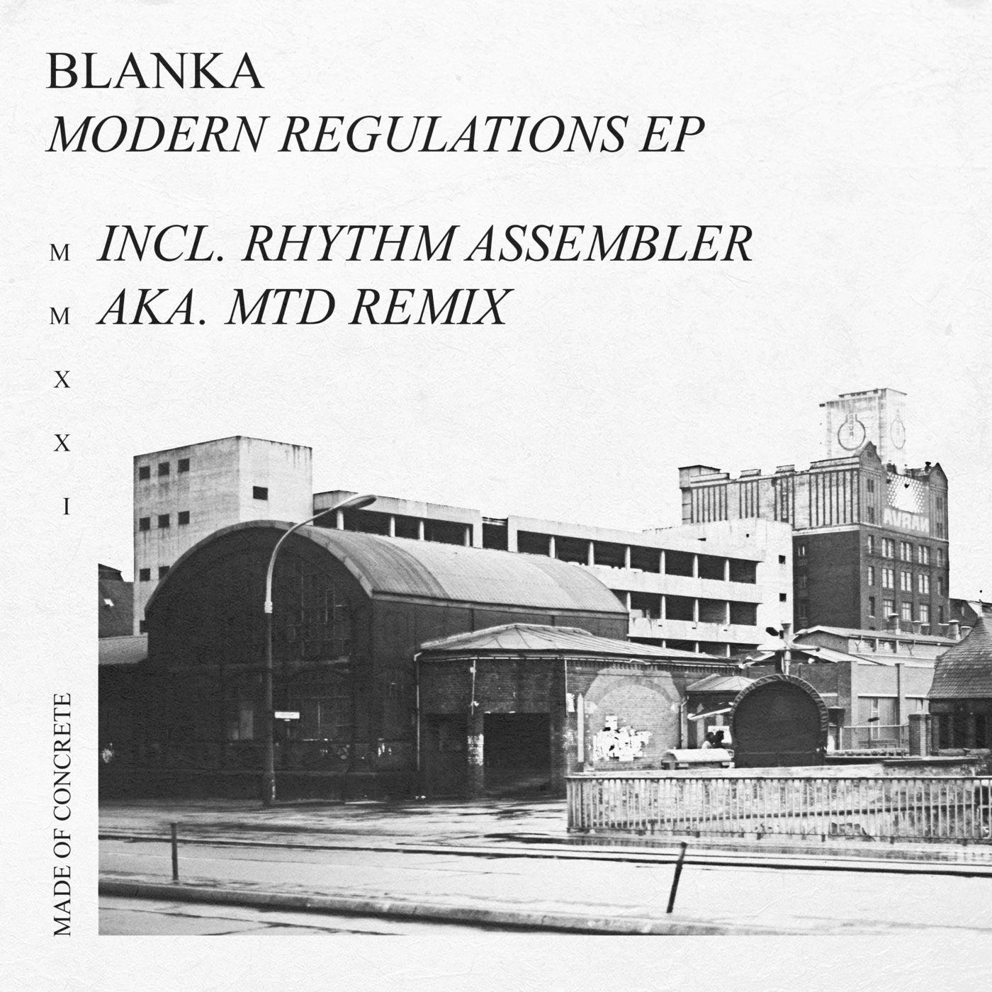 Modern Regulations (Original Mix)