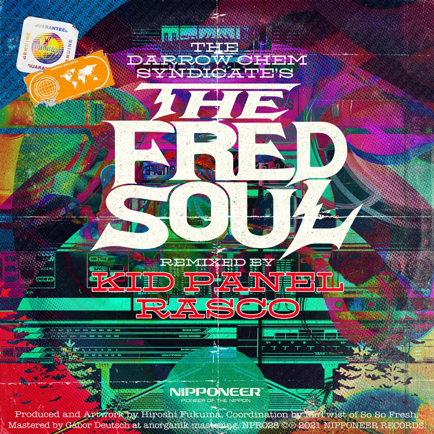 The Fred Soul (Kid Panel Remix)