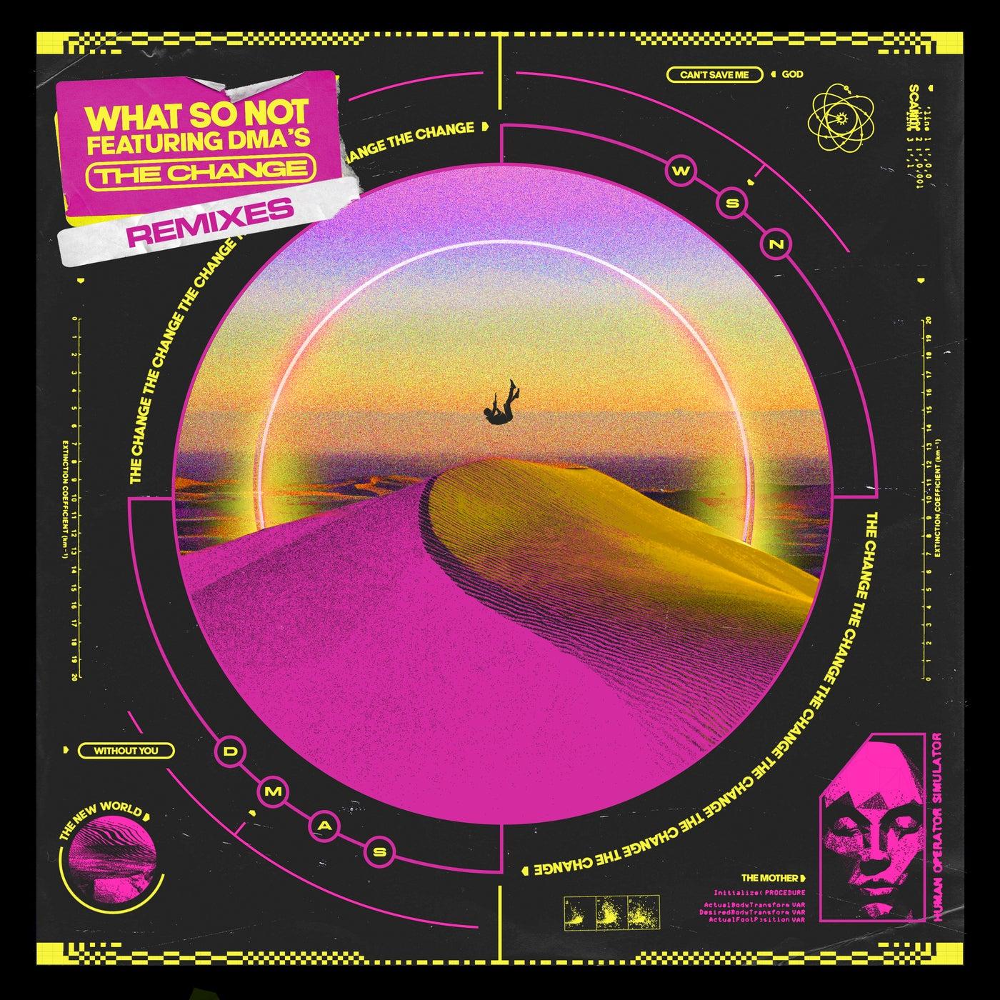 The Change Feat. DMA'S (Ekko & Sidetrack Remix)