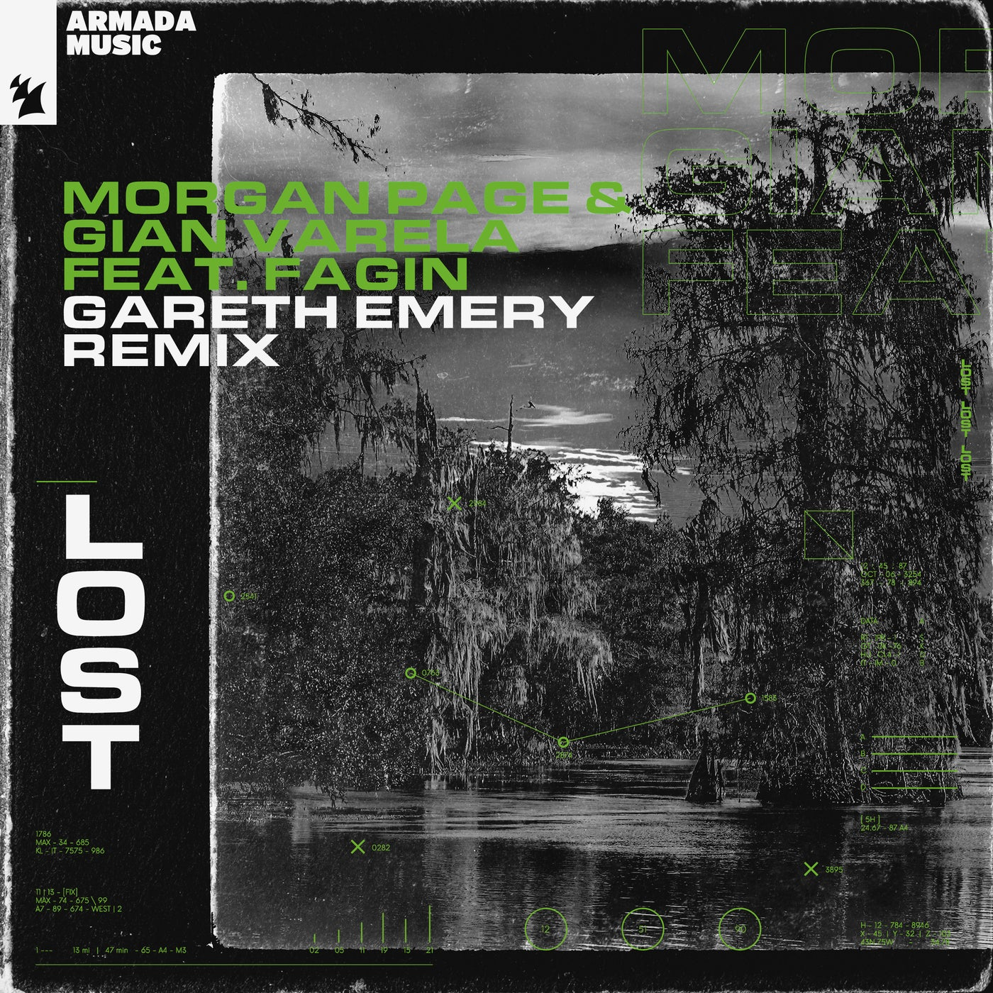 Lost feat. Fagin (Gareth Emery Extended Remix)