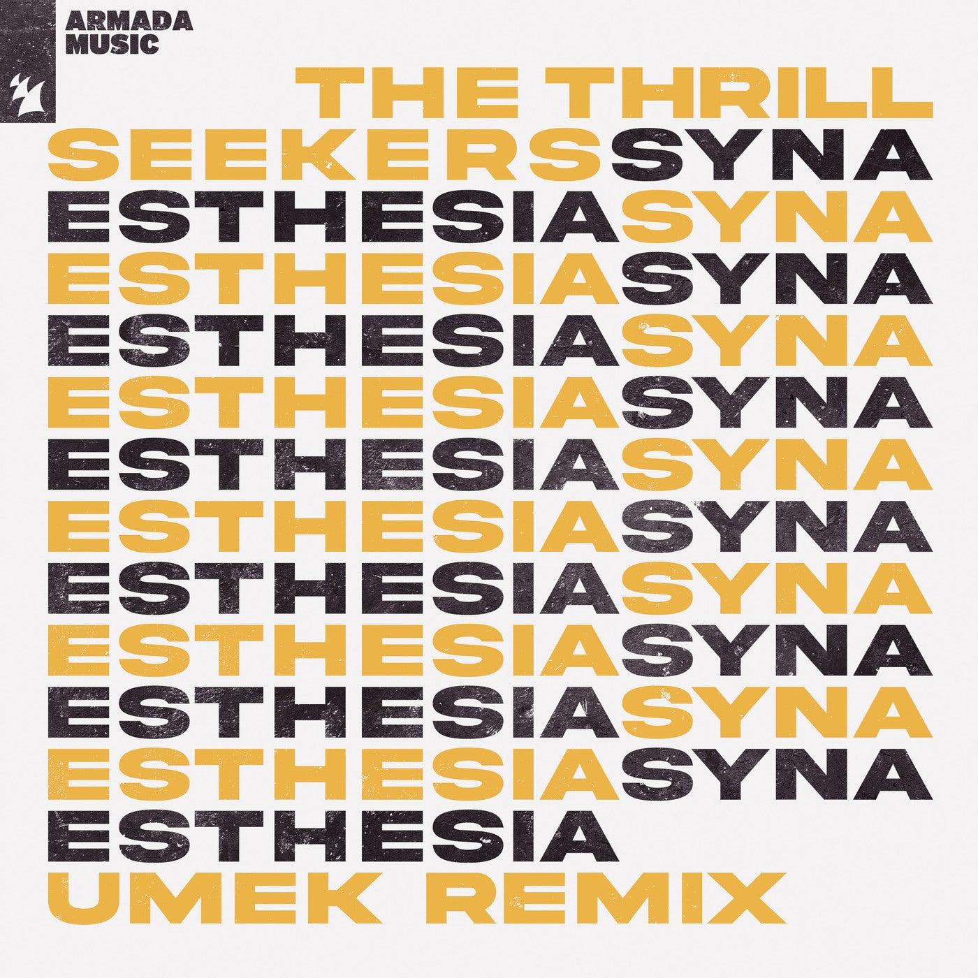Synaesthesia (UMEK Extended Remix)
