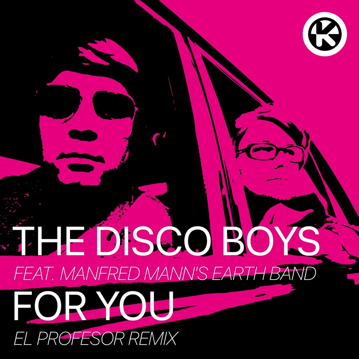 For You feat. Manfred Mann's Earth Band (El Profesor Extended Remix)