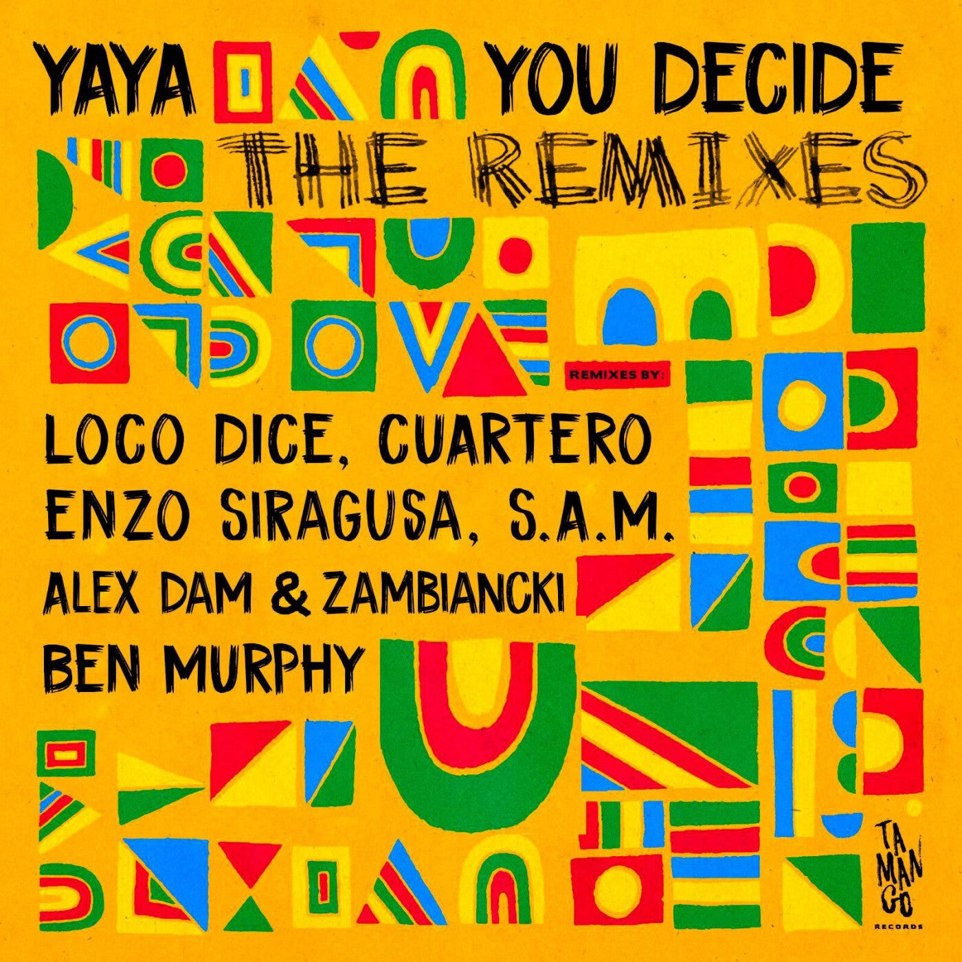 Be Yourself (Enzo Siragusa Remix)