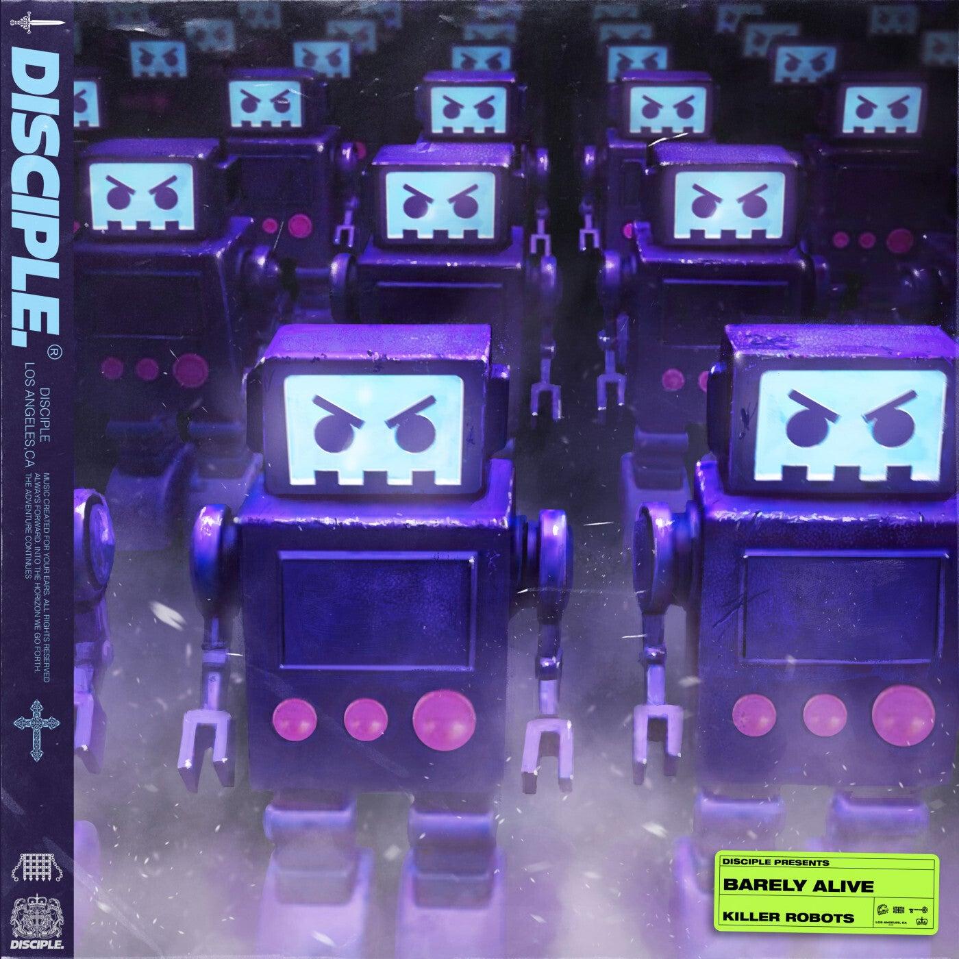 Killer Robots (Original Mix)