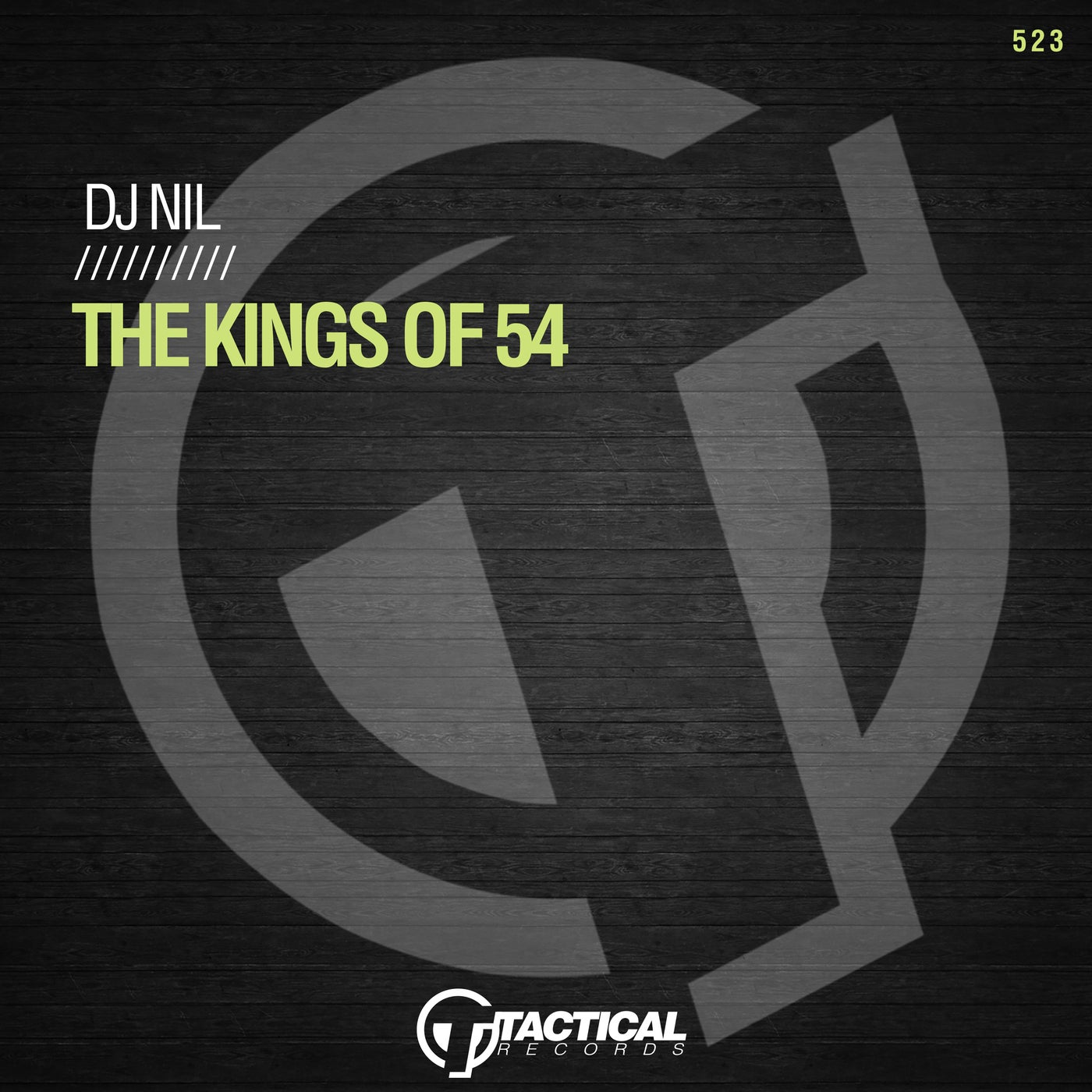 The Kings Of 54 (Re-work Mix)