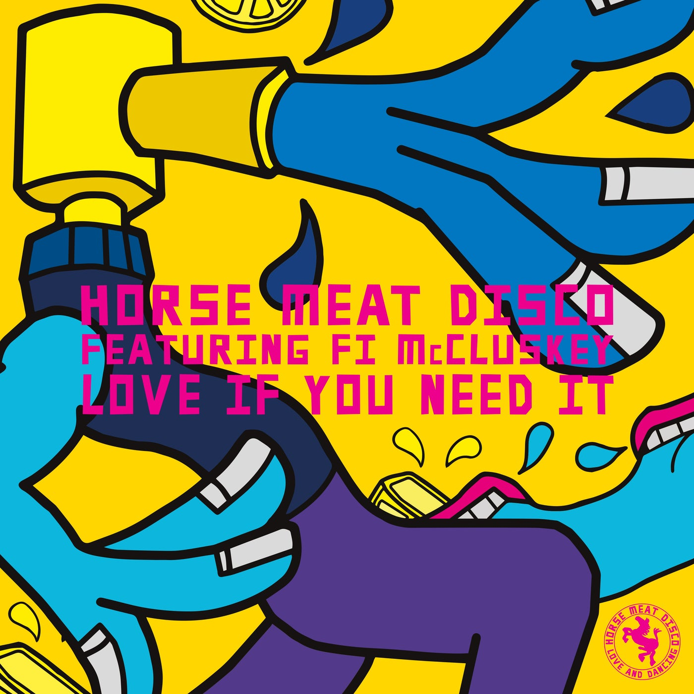 Love If You Need It feat. Fi McCluskey (Mousse T.'s Extended Classic Shizzle)