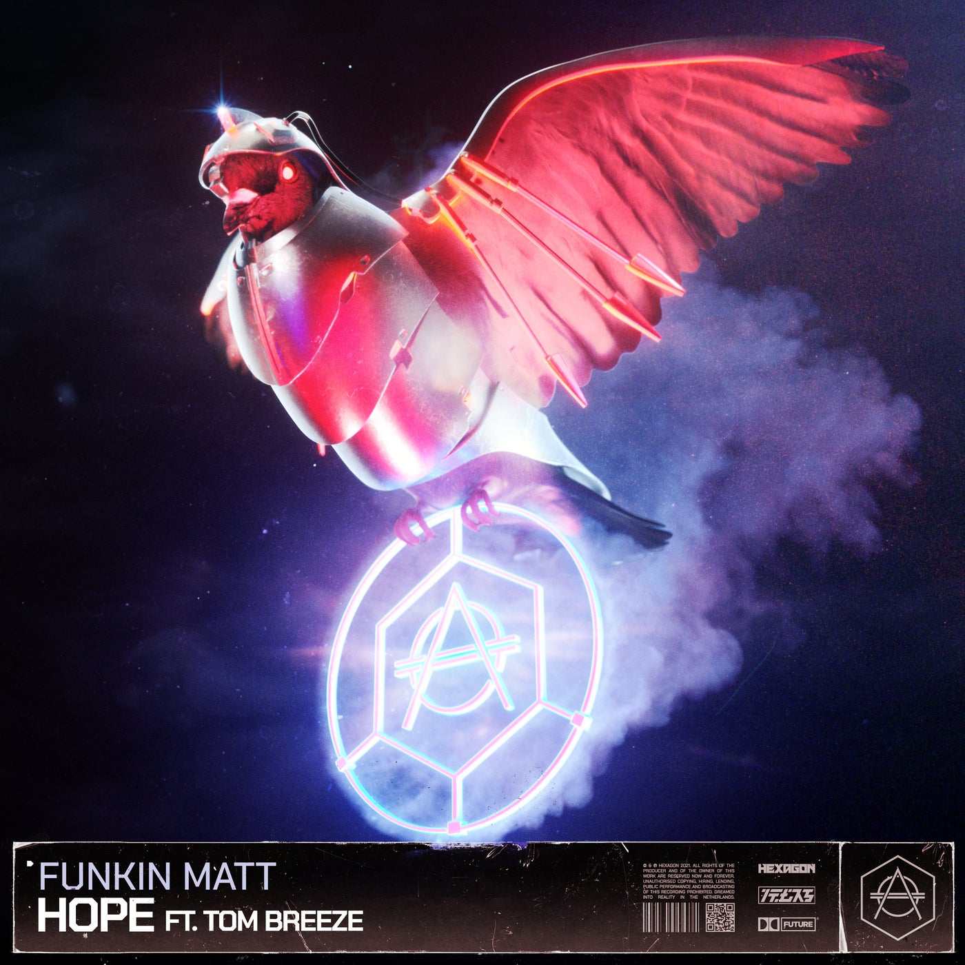 Hope feat. Tom Breeze (Extended Mix)