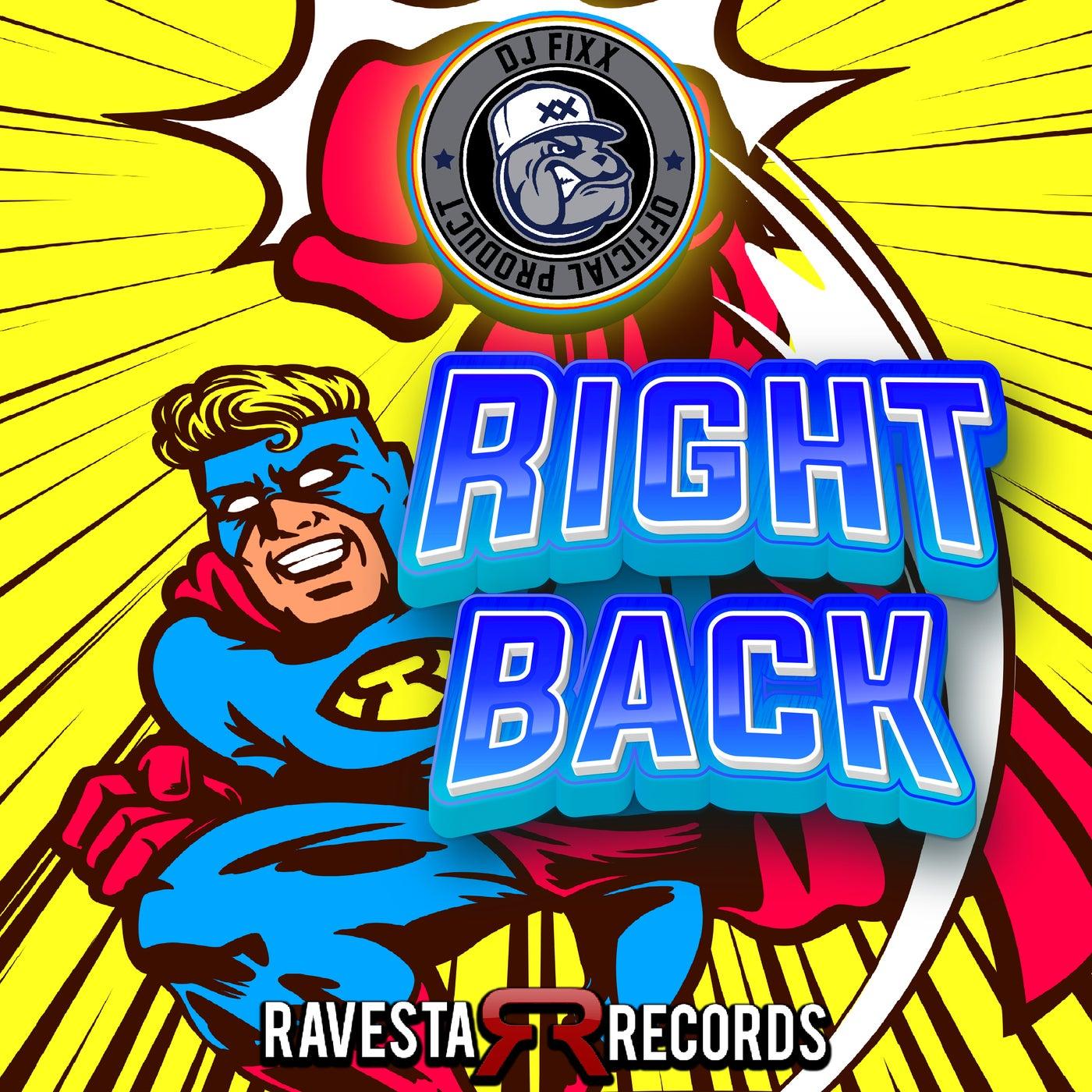 Right Back (Original Mix)