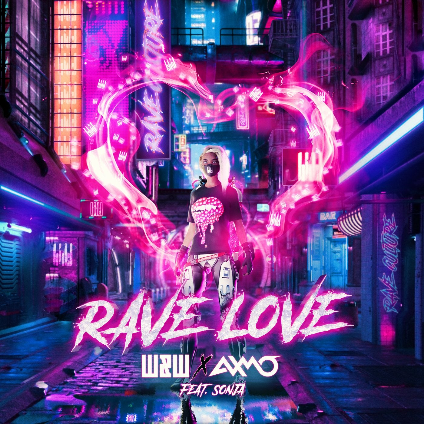 Rave Love feat. SONJA (Extended Mix)