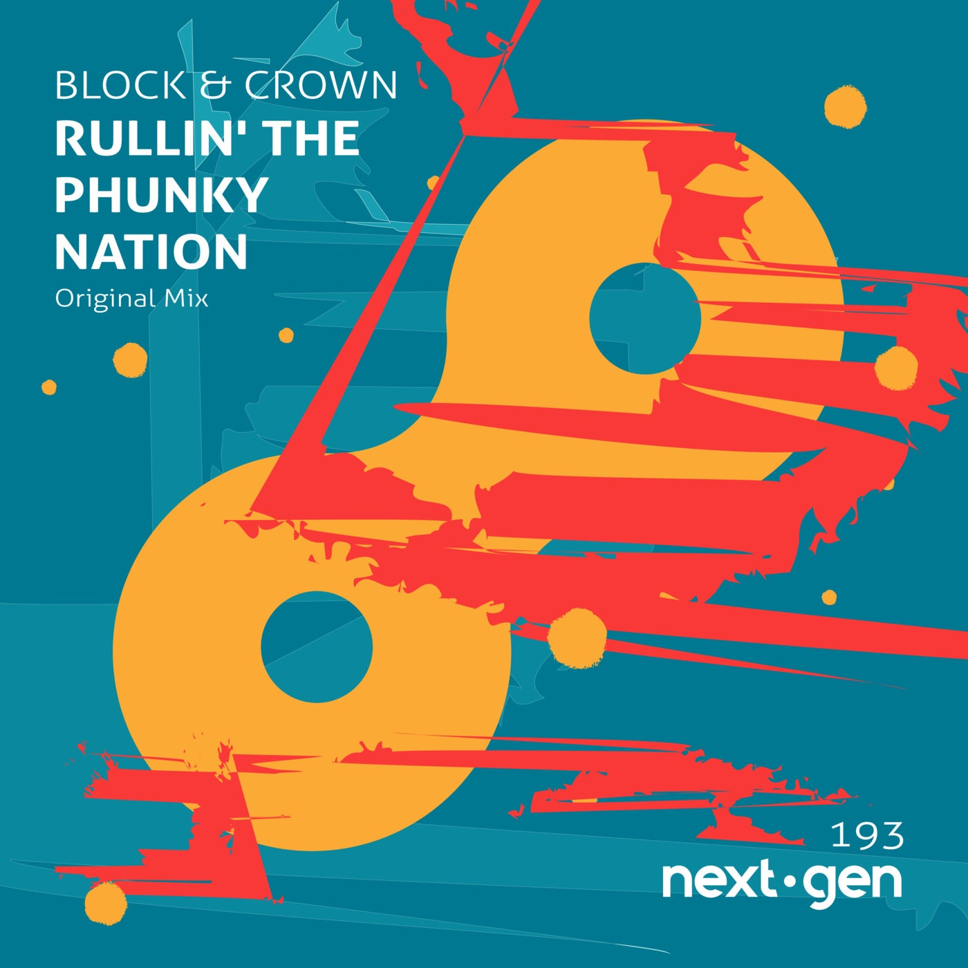 Rullin' The Phunky Nation (Original Mix)