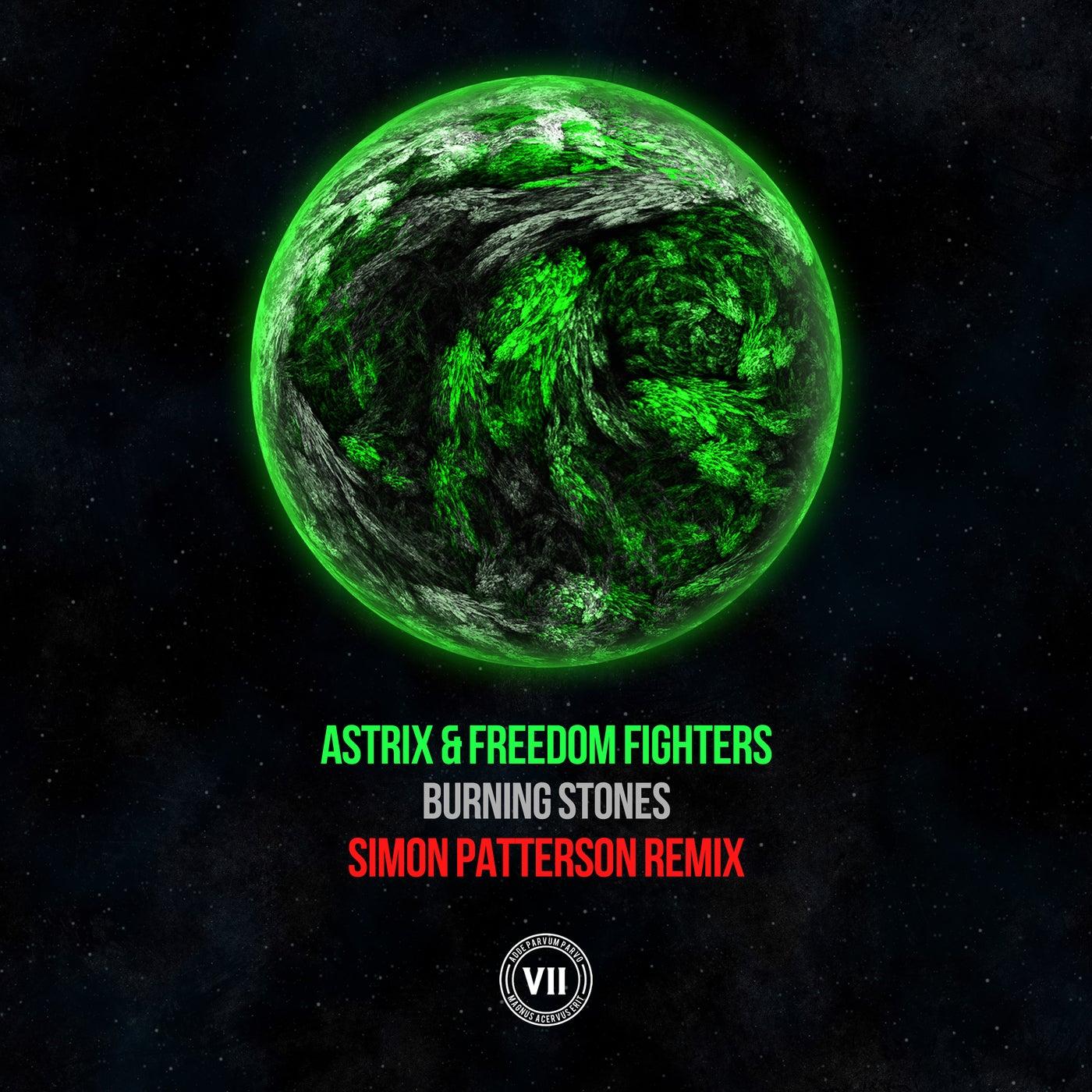Burning Stones (Simon Patterson Extended Remix)