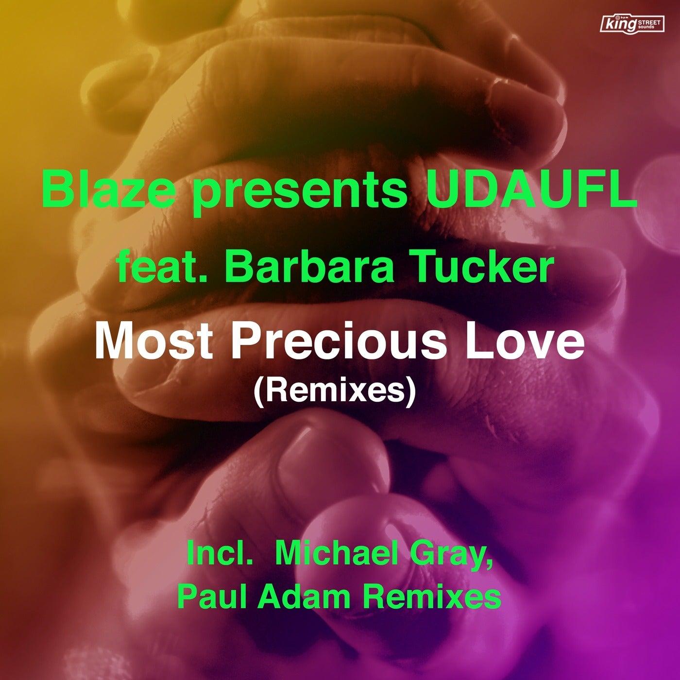 Most Precious Love (Michael Gray Remix)