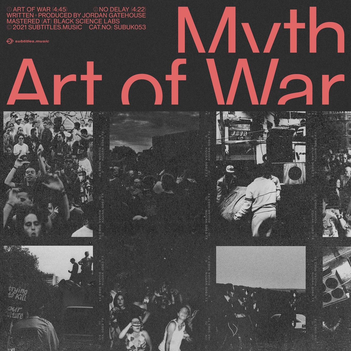 Art Of War (Original Mix)