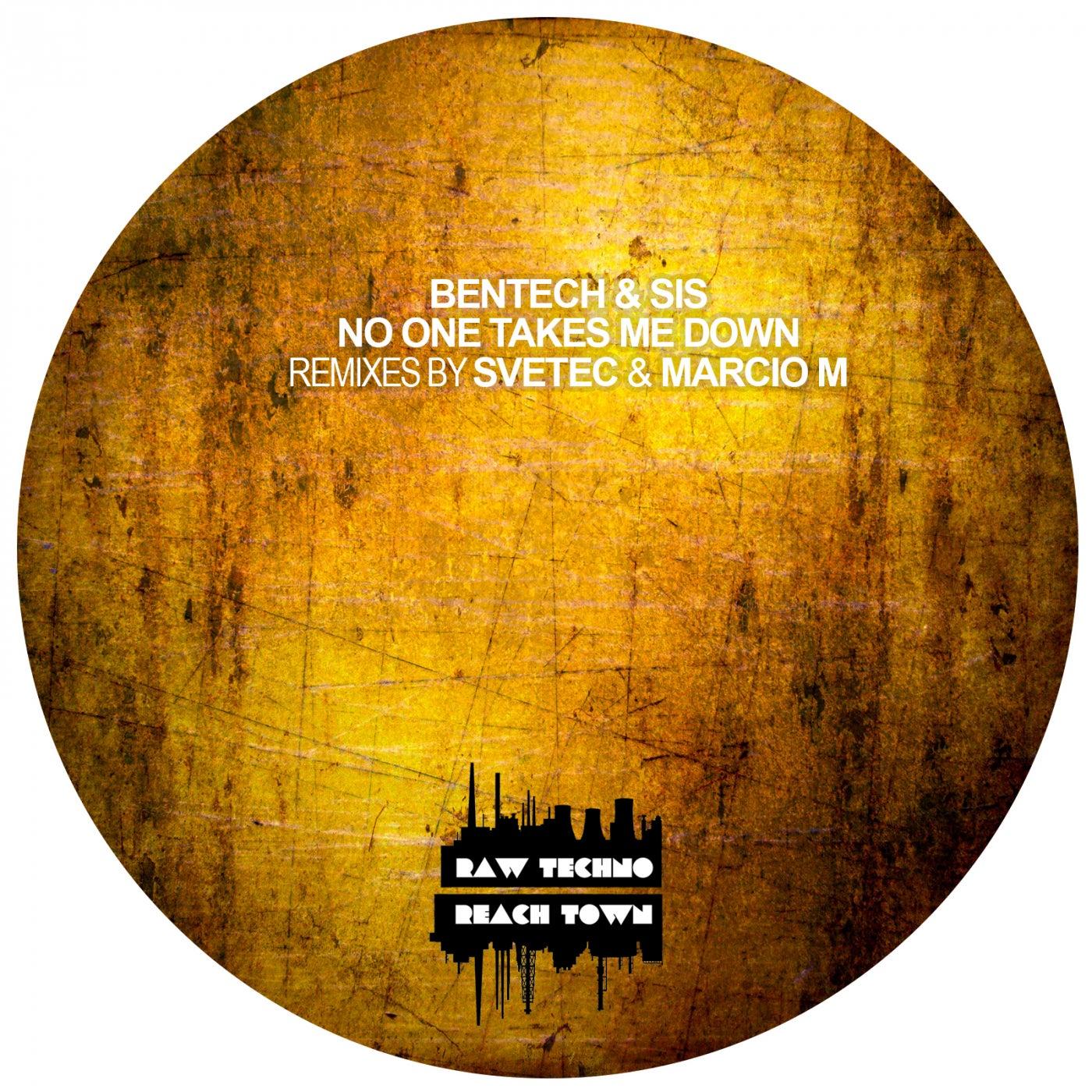 No One Takes Me Down (SveTec Remix)