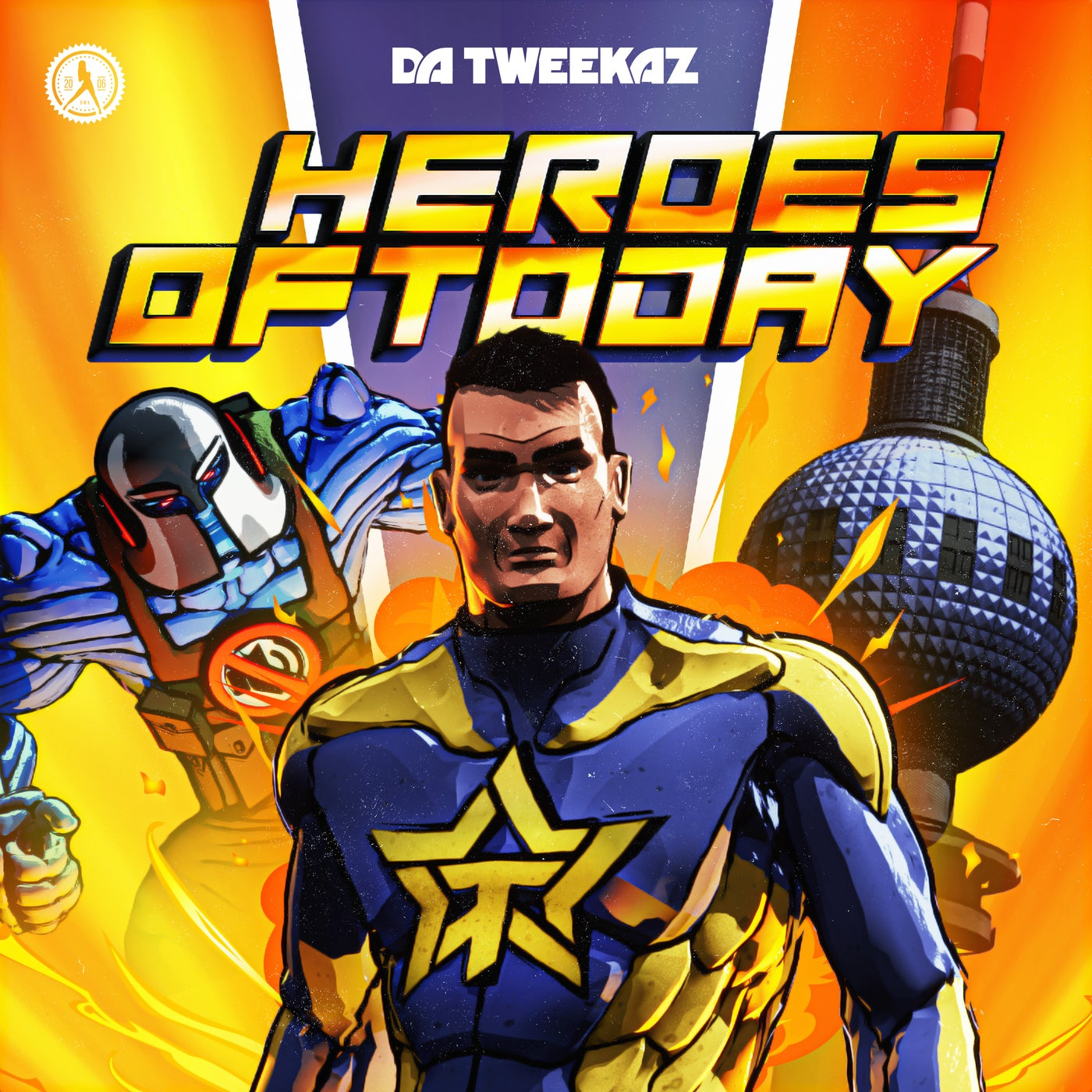 Heroes Of Today (Extended Mix)