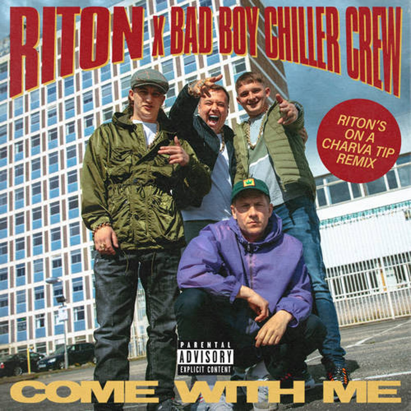 Come With Me (Riton's On a Charva Tip Club Mix)