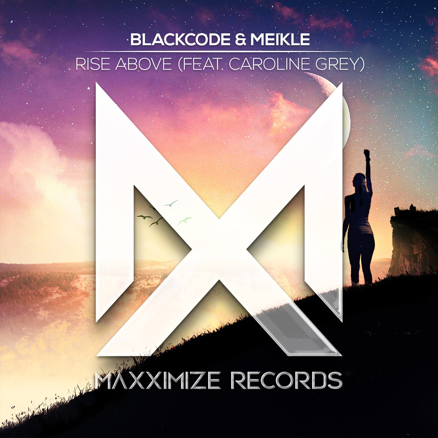 Rise Above (feat. Caroline Grey) (Extended Mix)