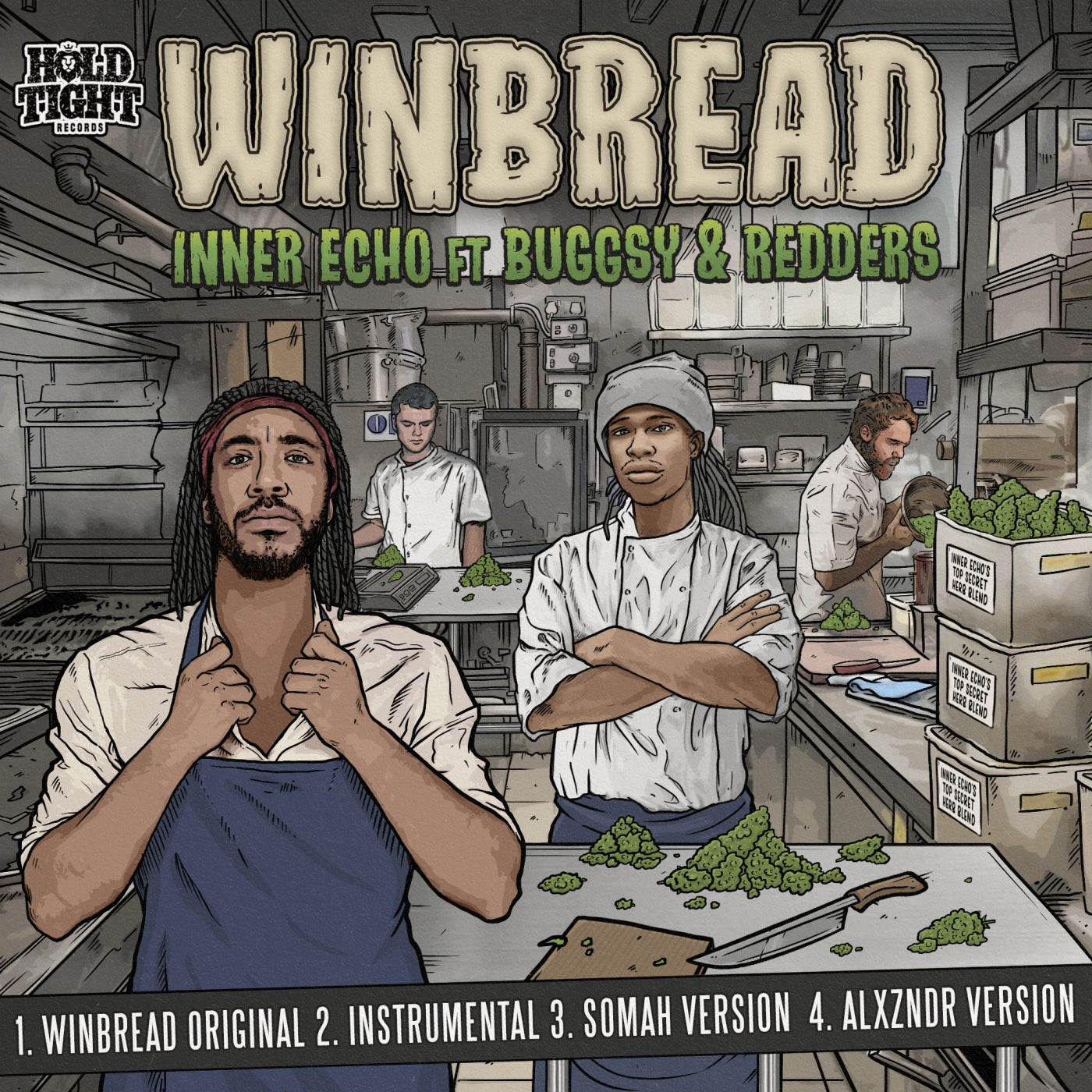 Winbread (Somah Remix)