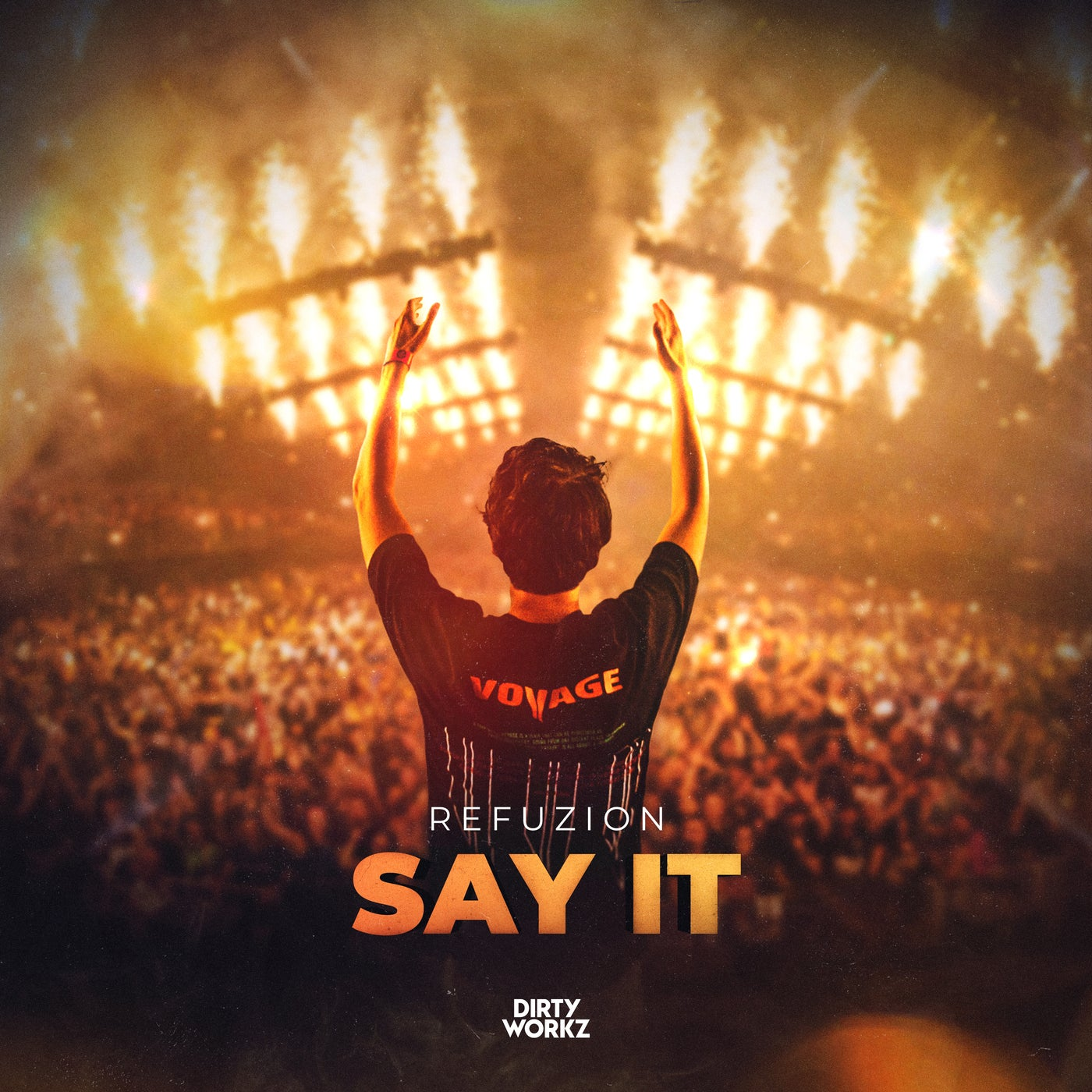 Say It (Extended Mix)