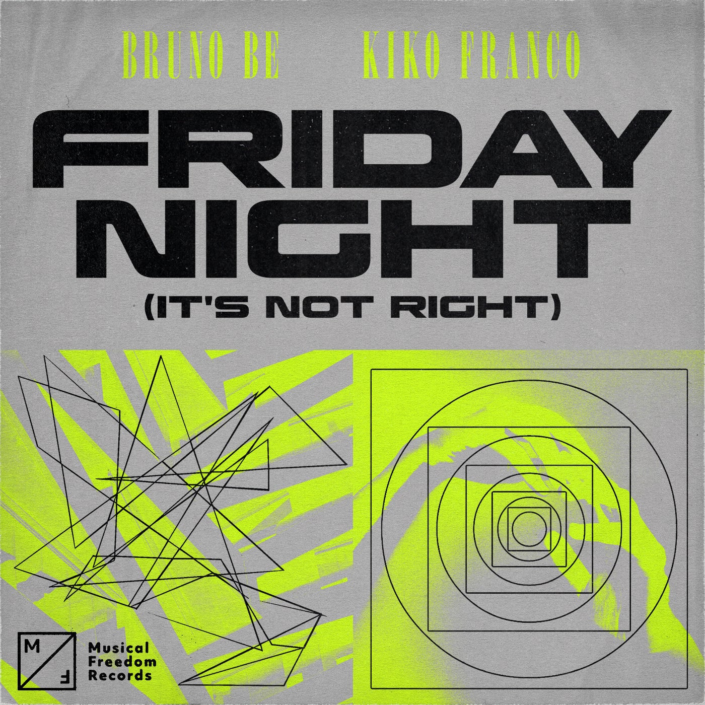 Friday Night (It's Not Right) (Extended Mix)