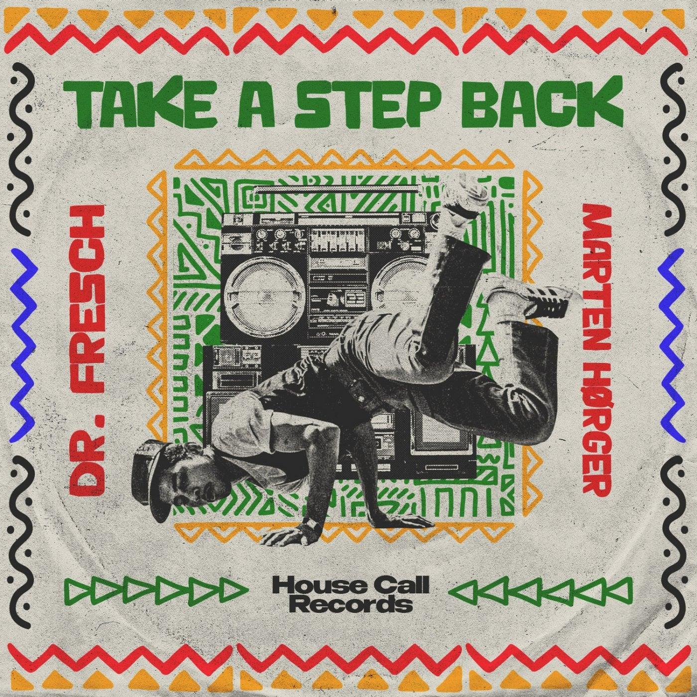 Take A Step Back (Original Mix)
