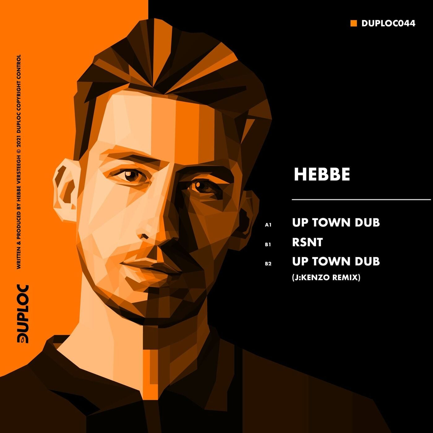 Up Town Dub (J:Kenzo Remix)