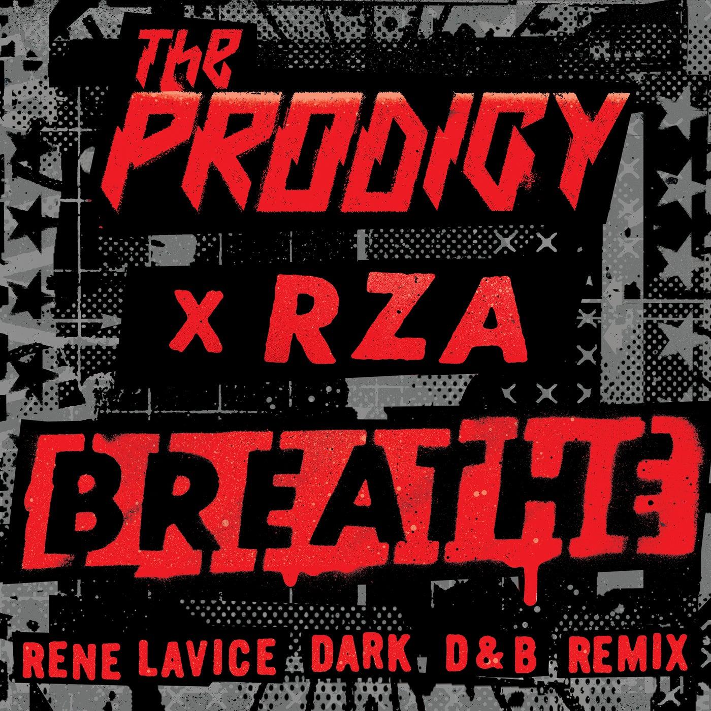 Breathe (feat. RZA) (Rene LaVice Dark D&B Remix)