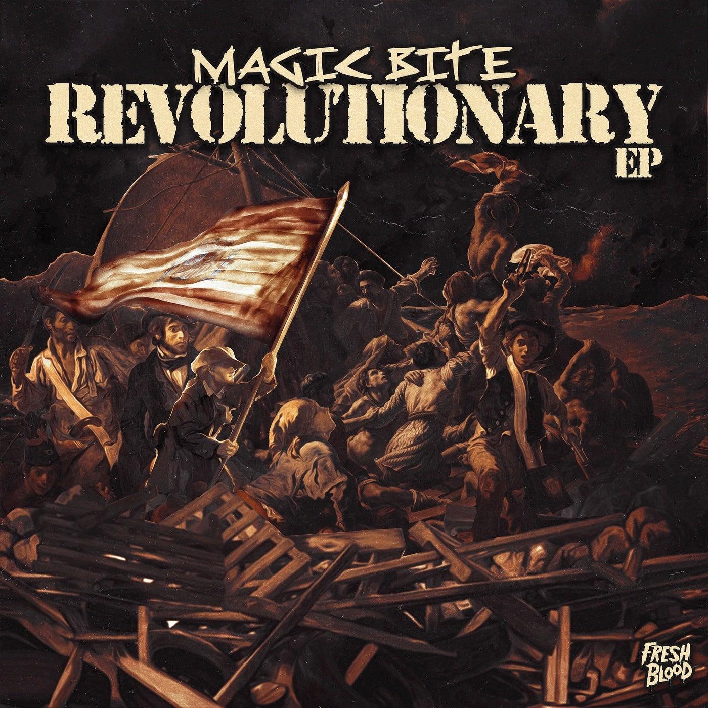 Download Magic Bite - Revolutionary [EP] mp3