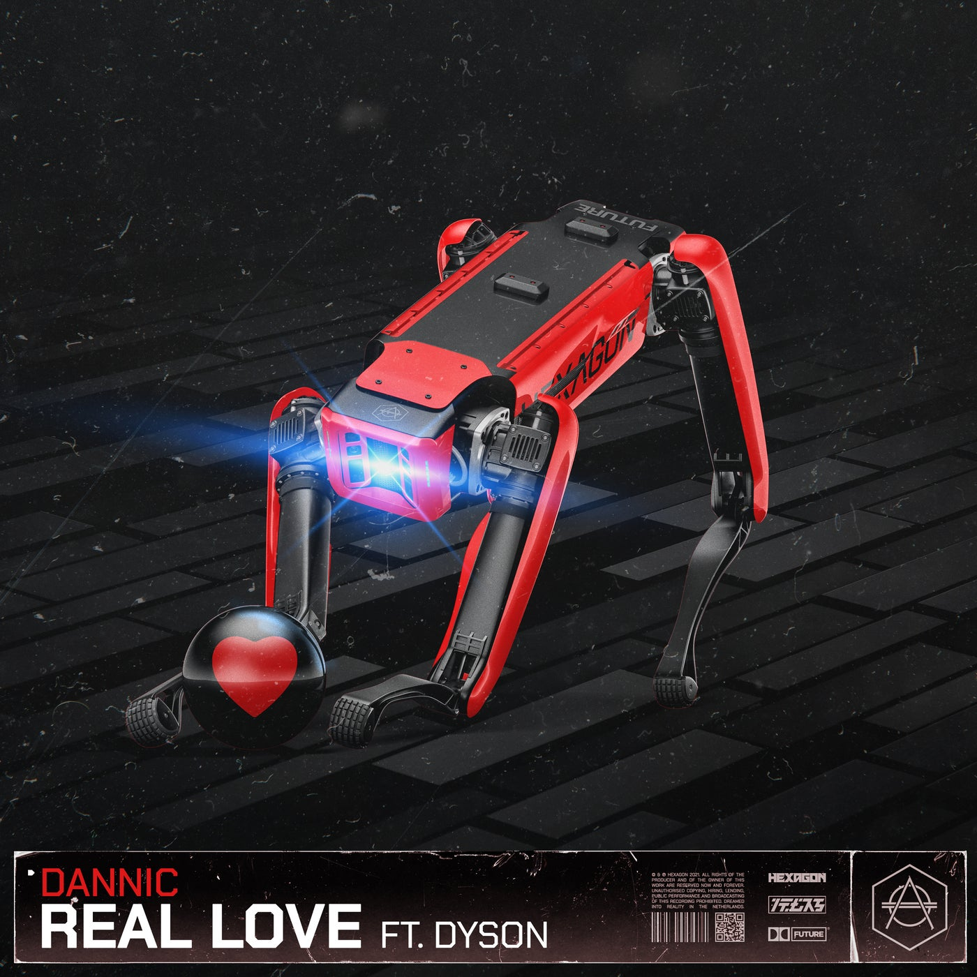 Real Love feat. Dyson (Extended Mix)