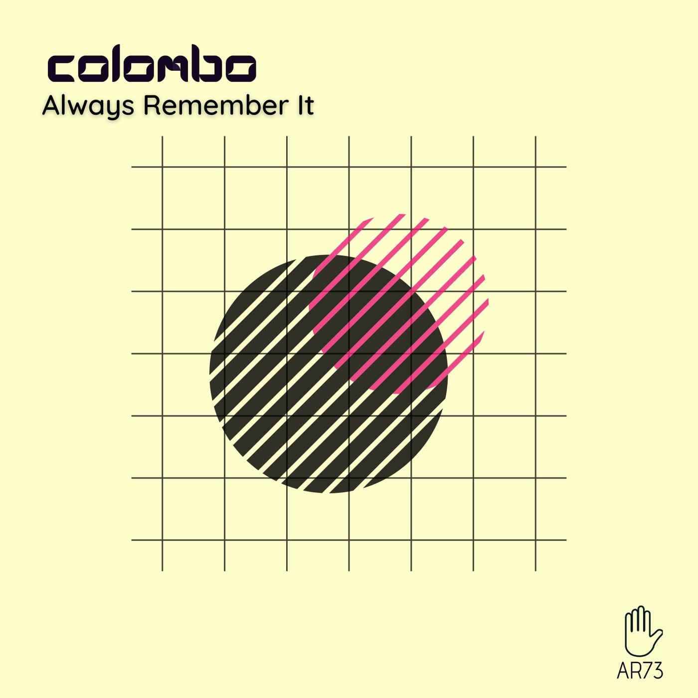 Always Remember It (Original Mix)