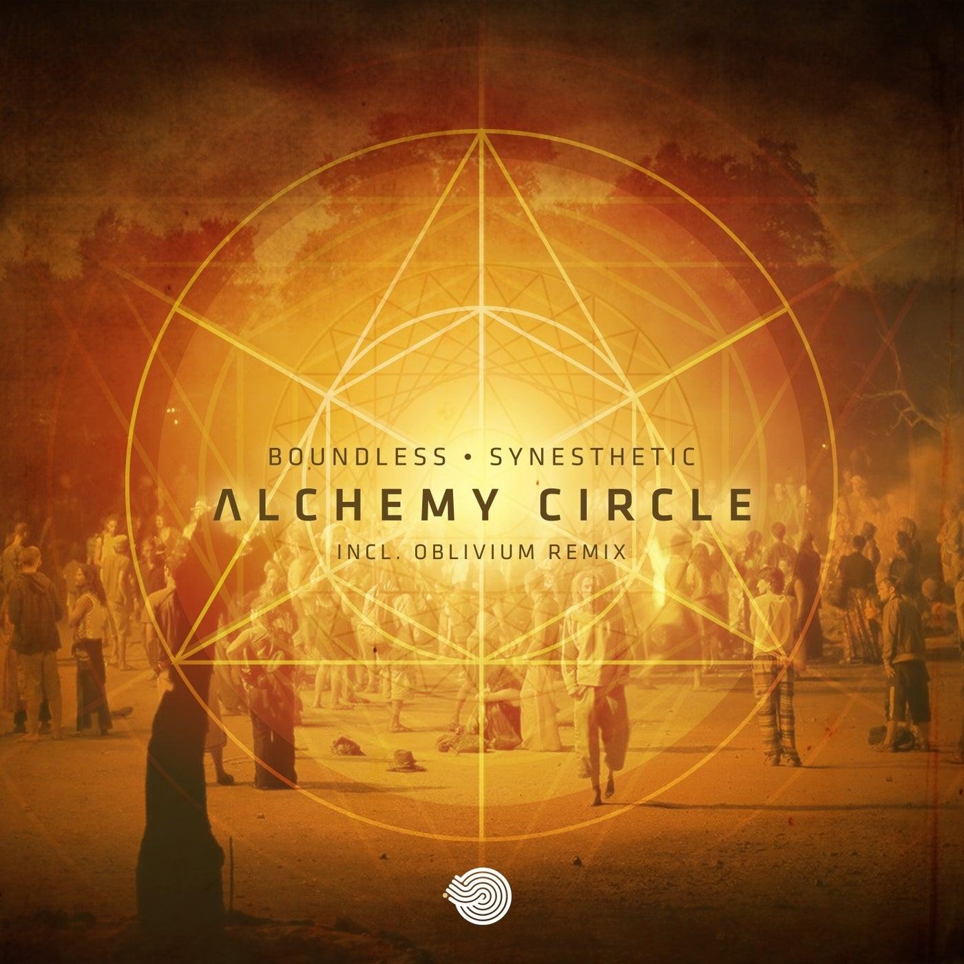 Alchemy Circle (Original mix)