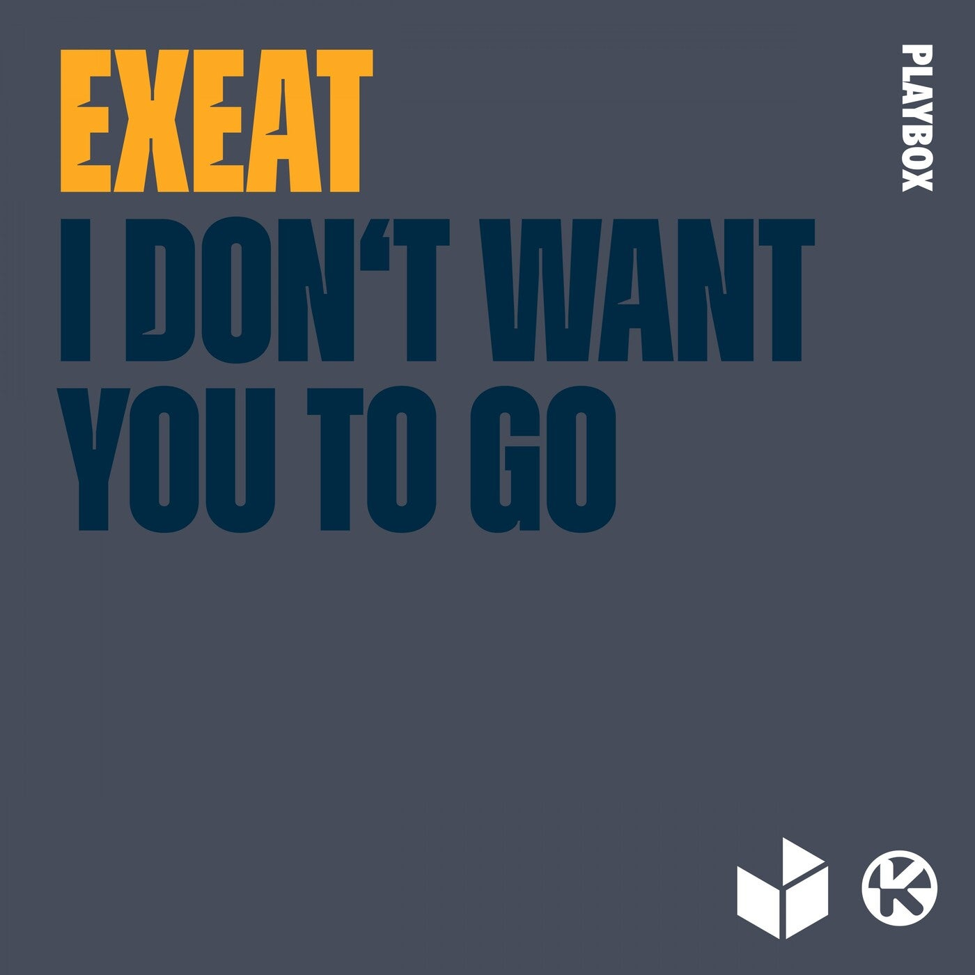 I Don't Want You to Go (Extended Mix)