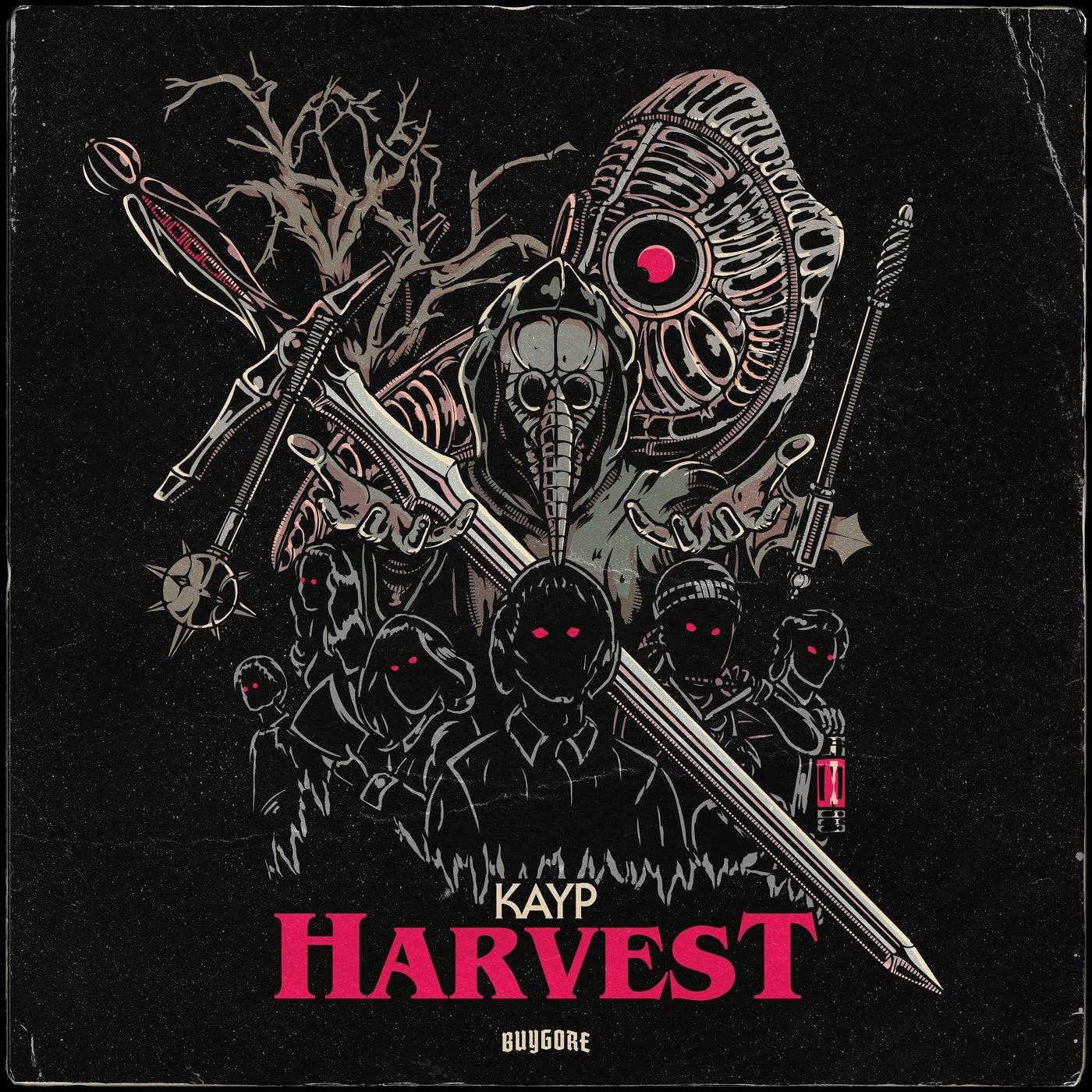 Harvest (Original Mix)