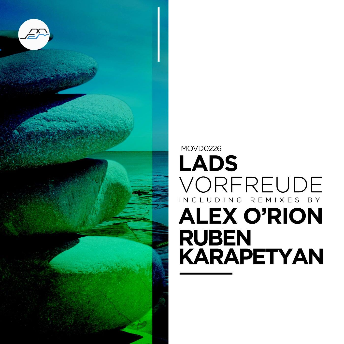 Vorfreude (Alex O'Rion Remix)