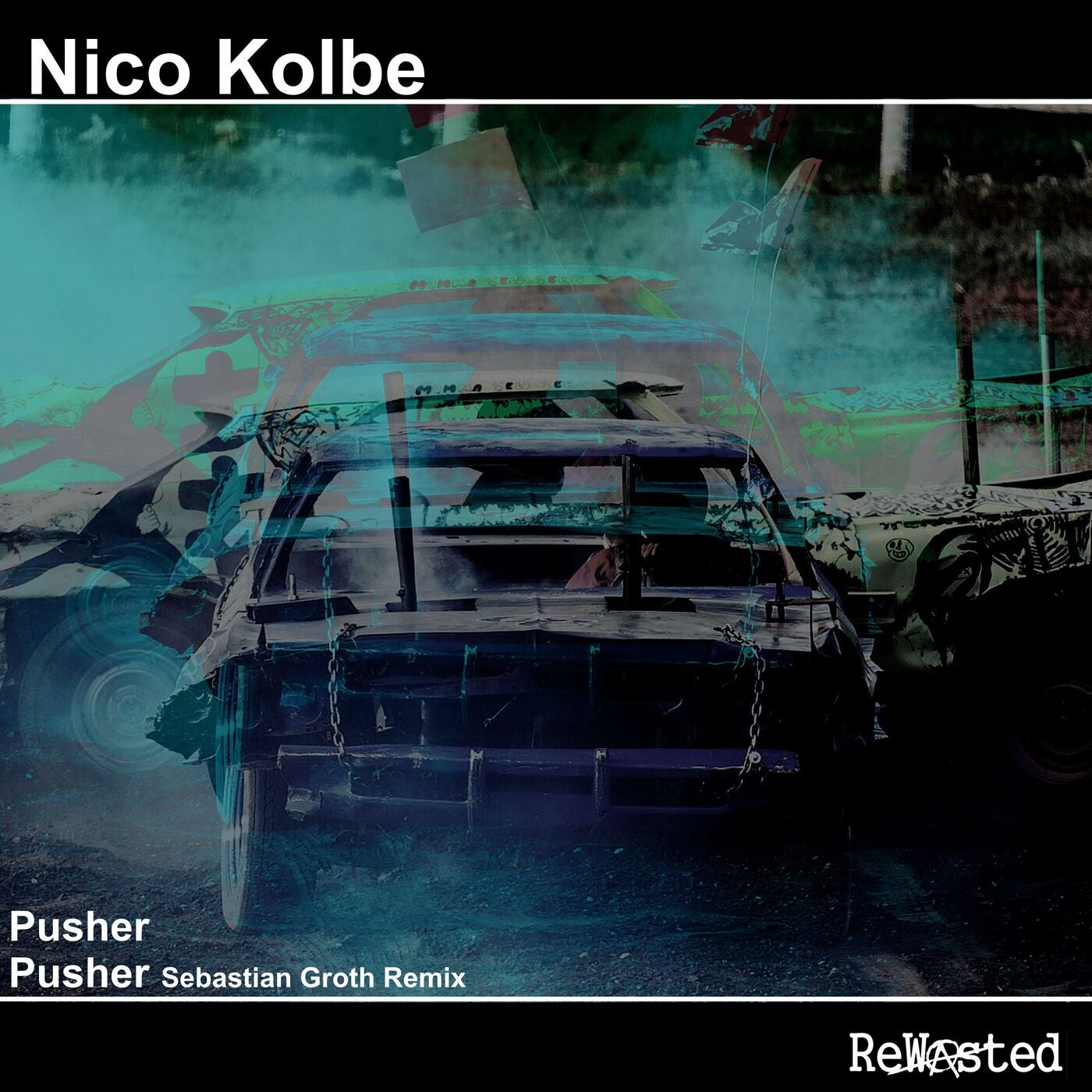 Pusher (Sebastian Groth Remix)
