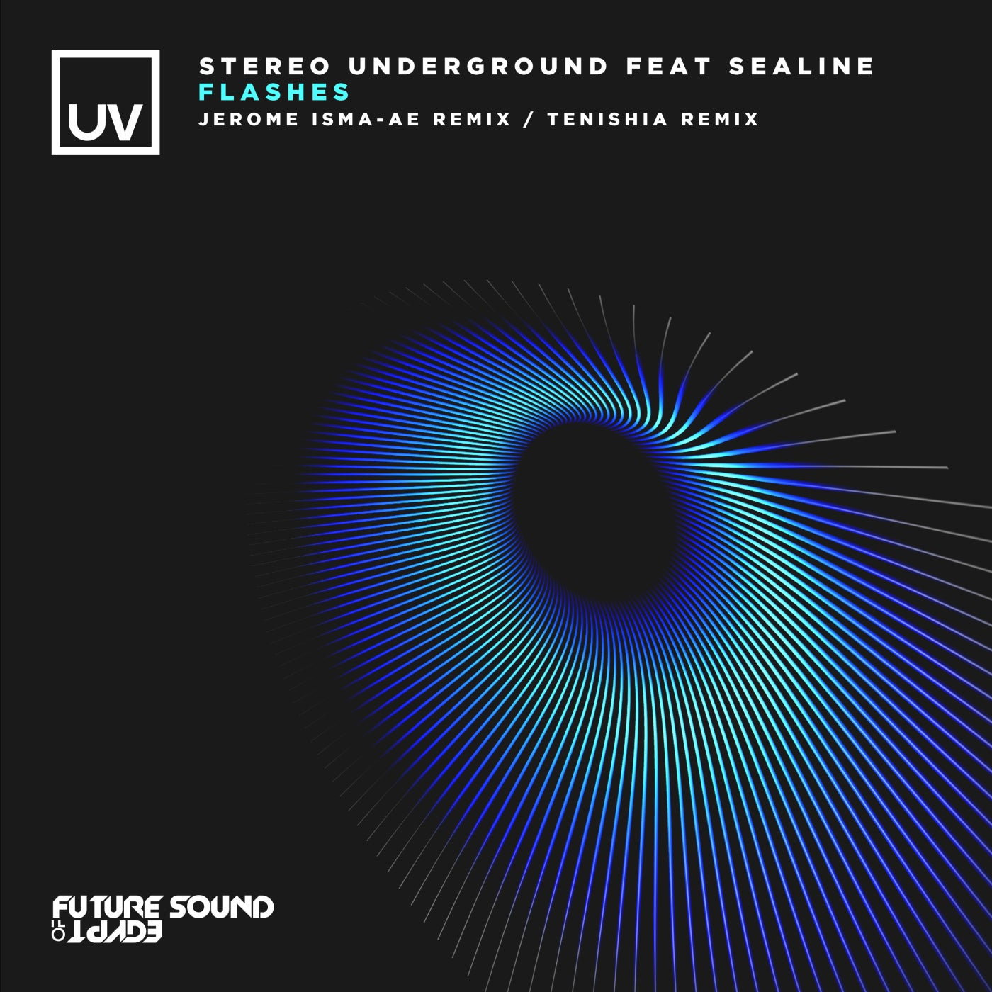 Flashes (Jerome Isma-Ae Extended Remix)