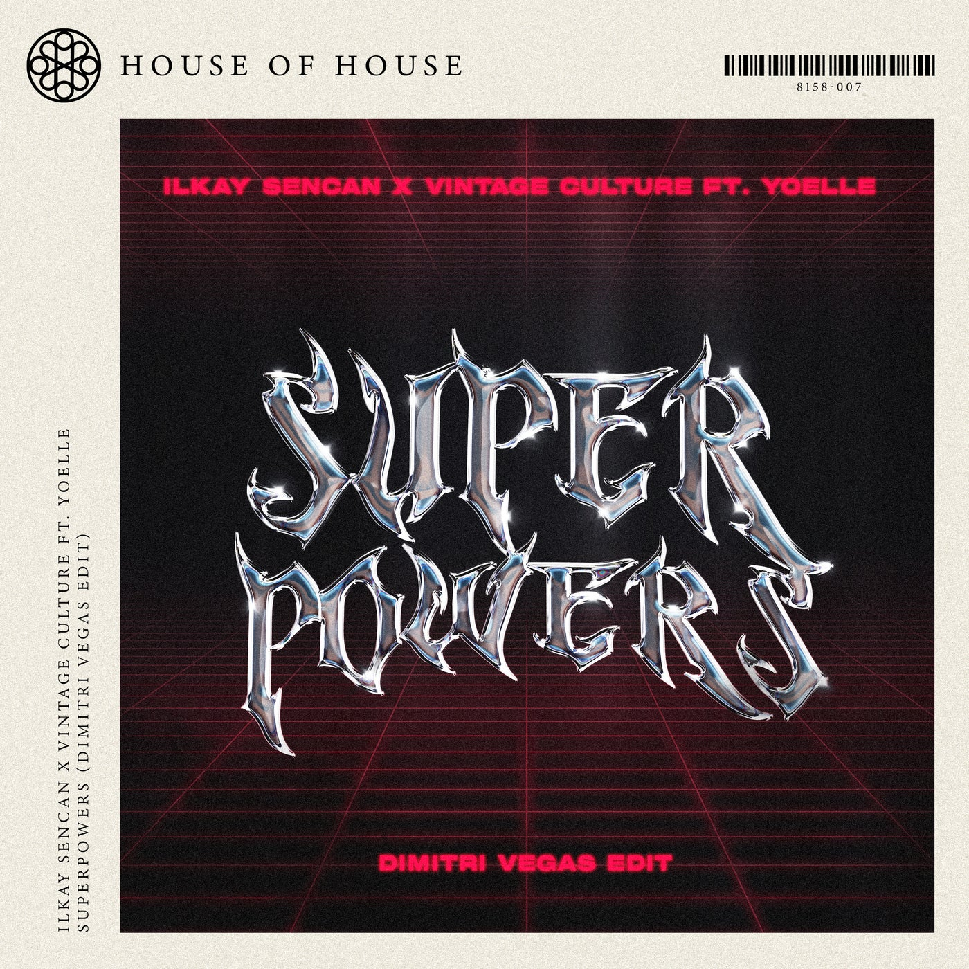 Superpowers (Dimitri Vegas Extended Edit)