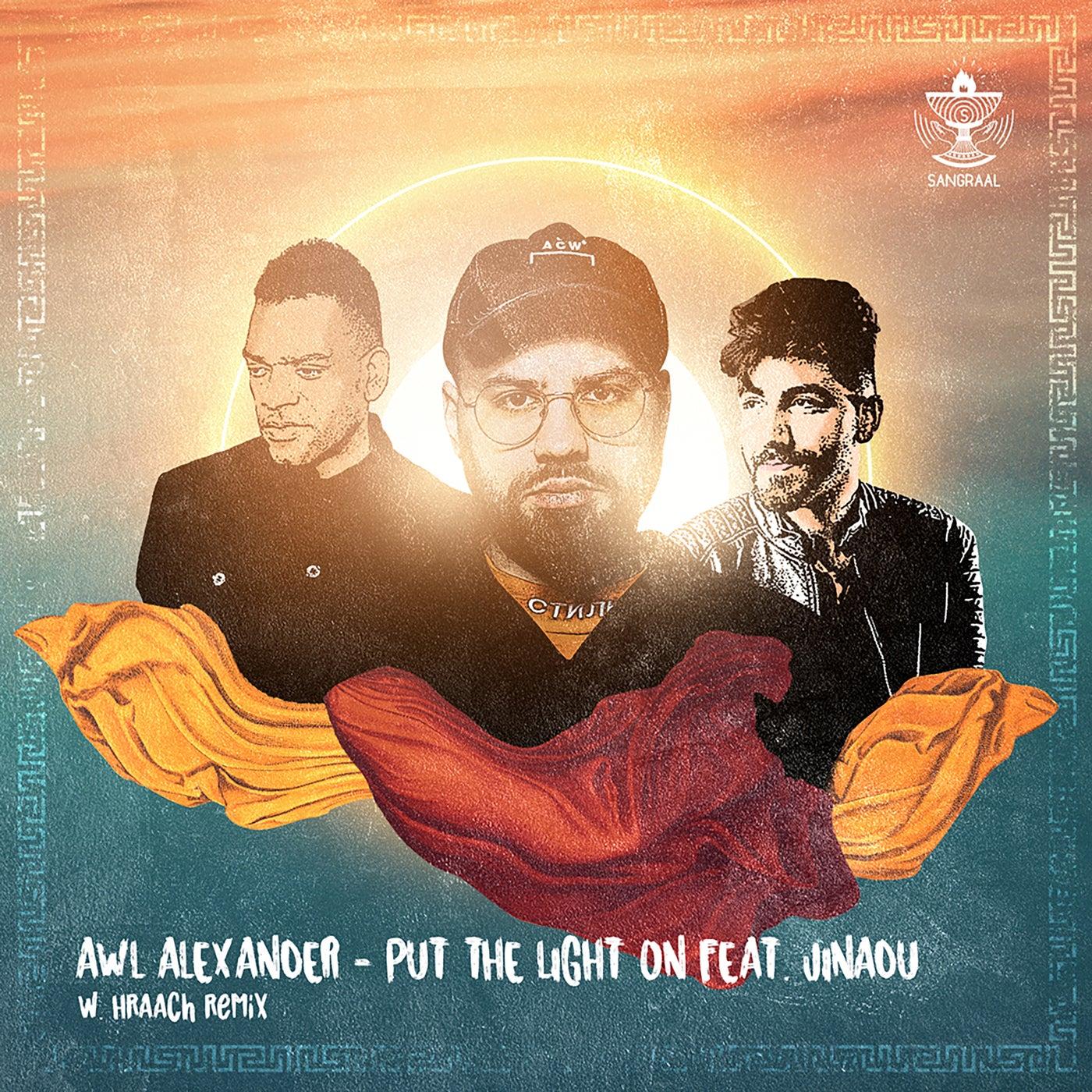 Put The Light On feat. Jinadu (Hraach Remix)