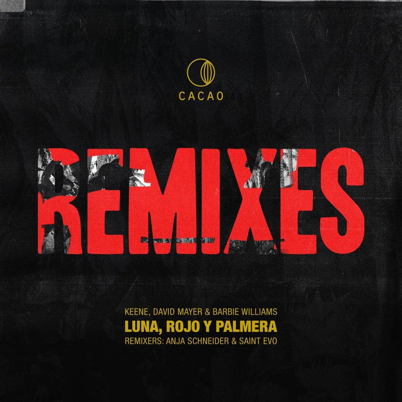 Luna, Rojo & Palmera (Saint Evo Remix)