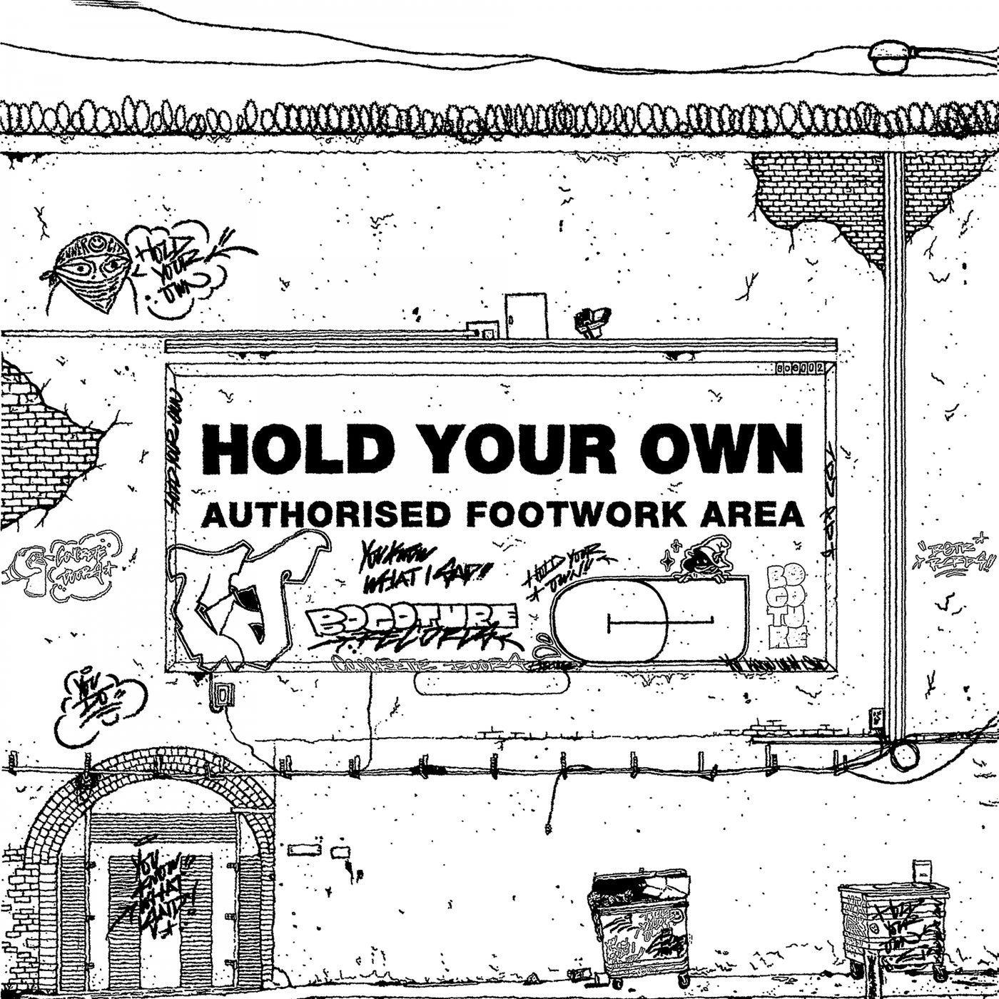 Hold Your Own (Original Mix)