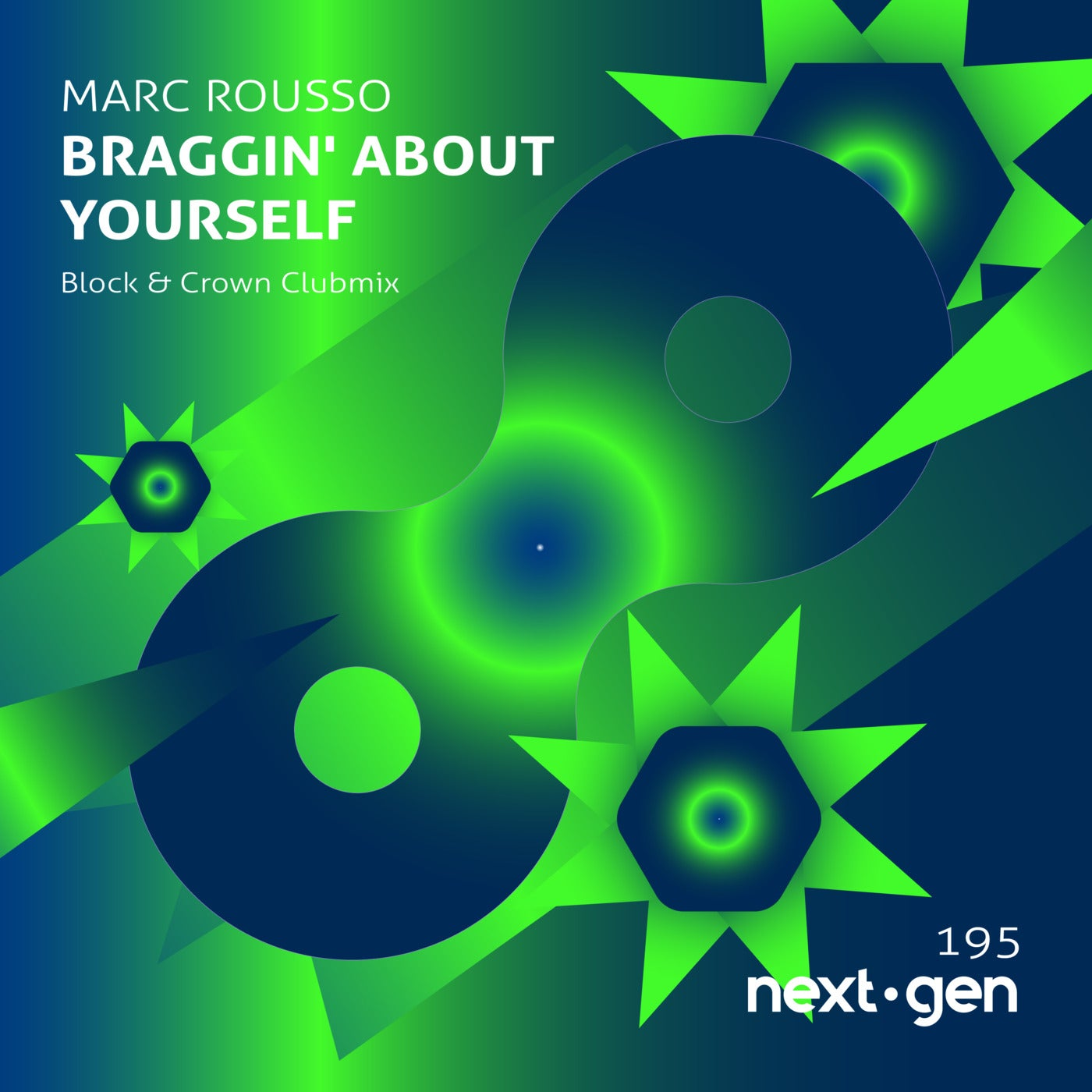 Braggin' About Yourself (Block & Crown Clubmix)
