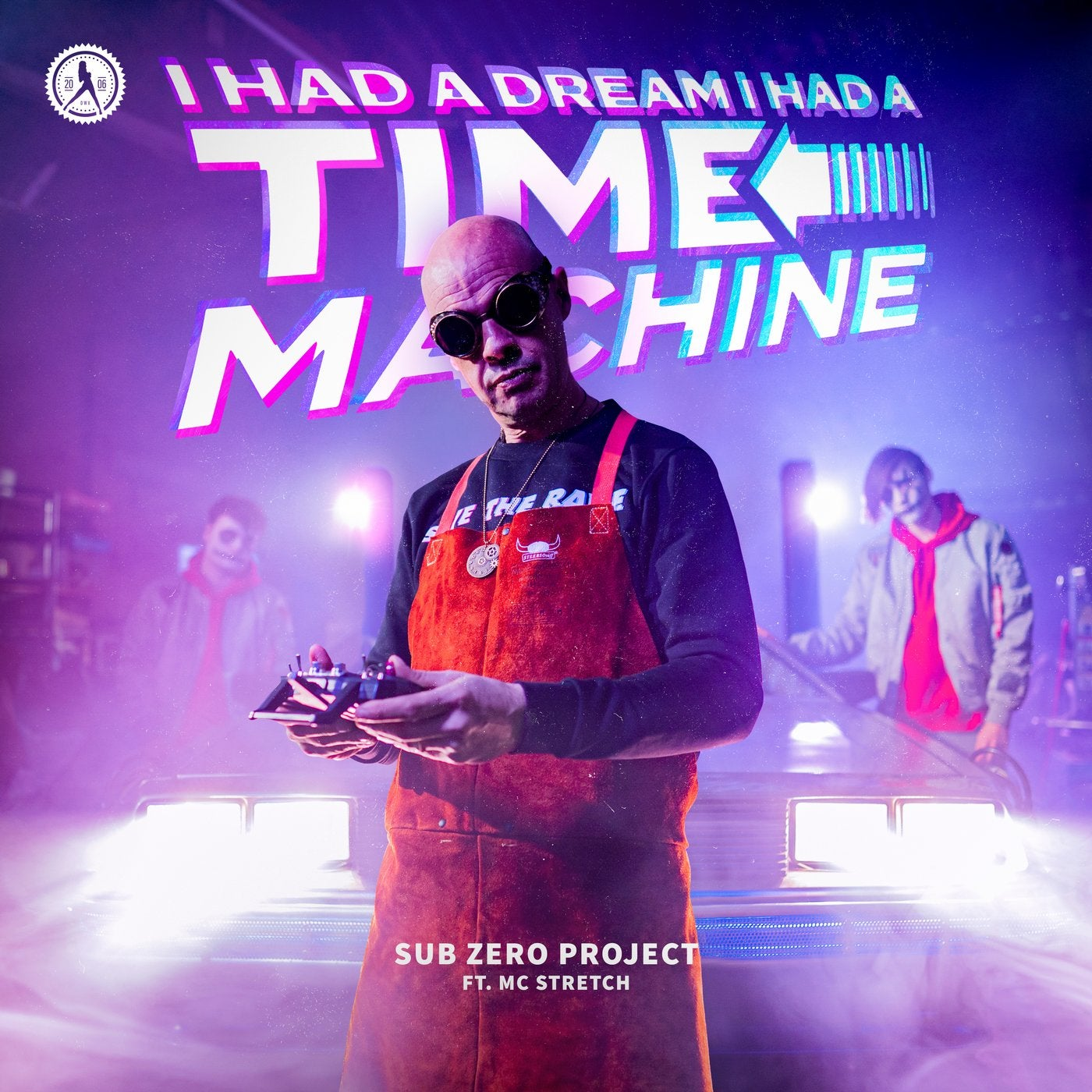 Time Machine feat. MC Stretch (Extended Mix)