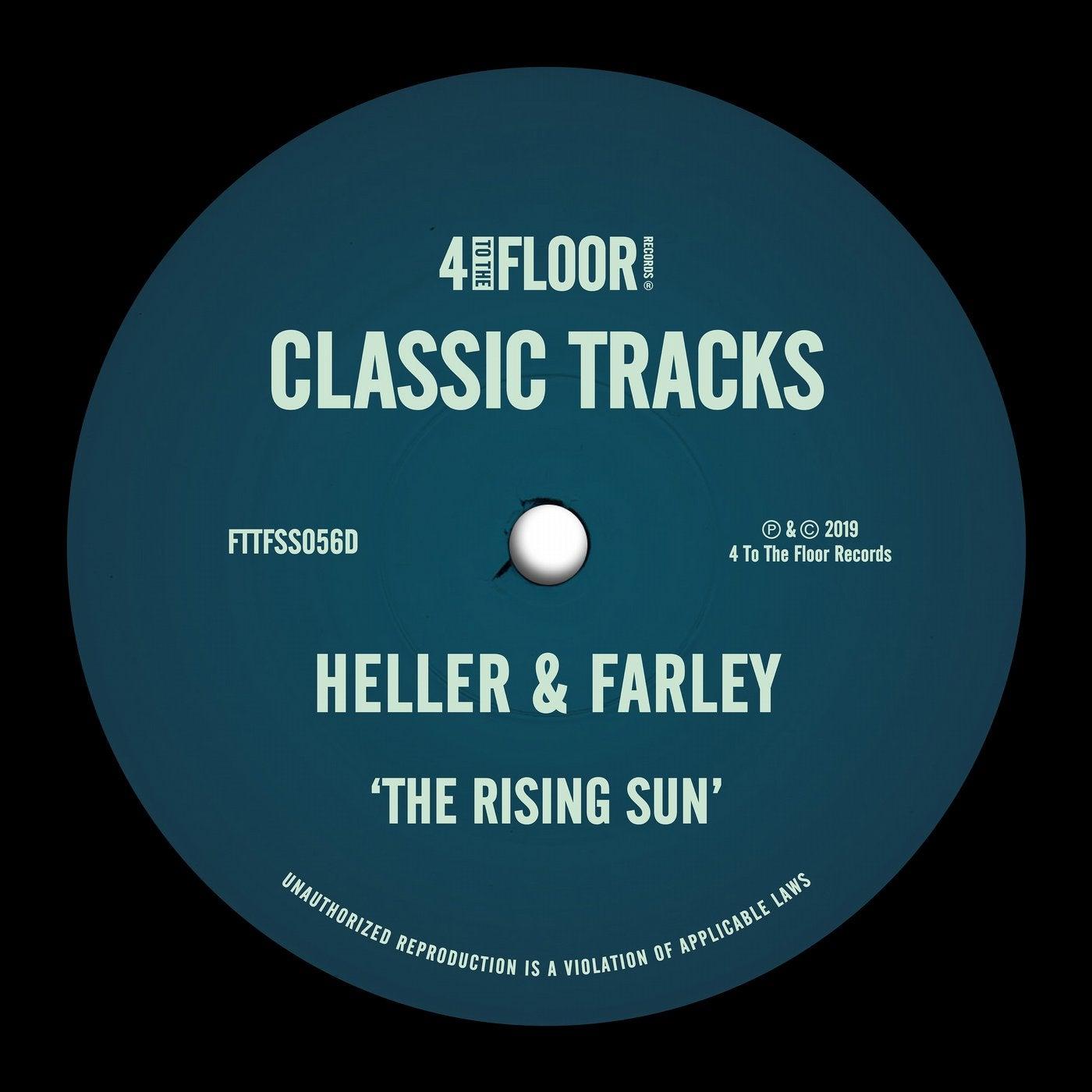 The Rising Sun (Ritual Beats)