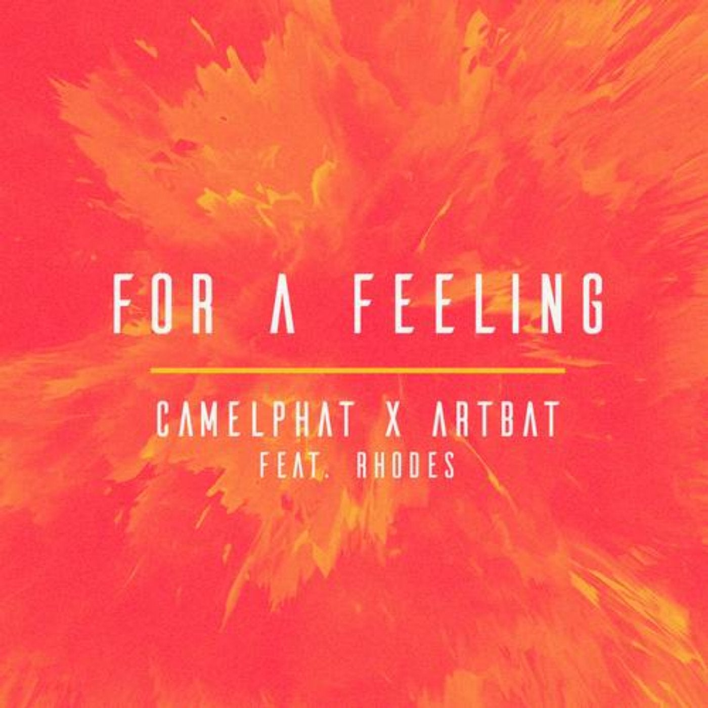 For a Feeling (Extended Mix)