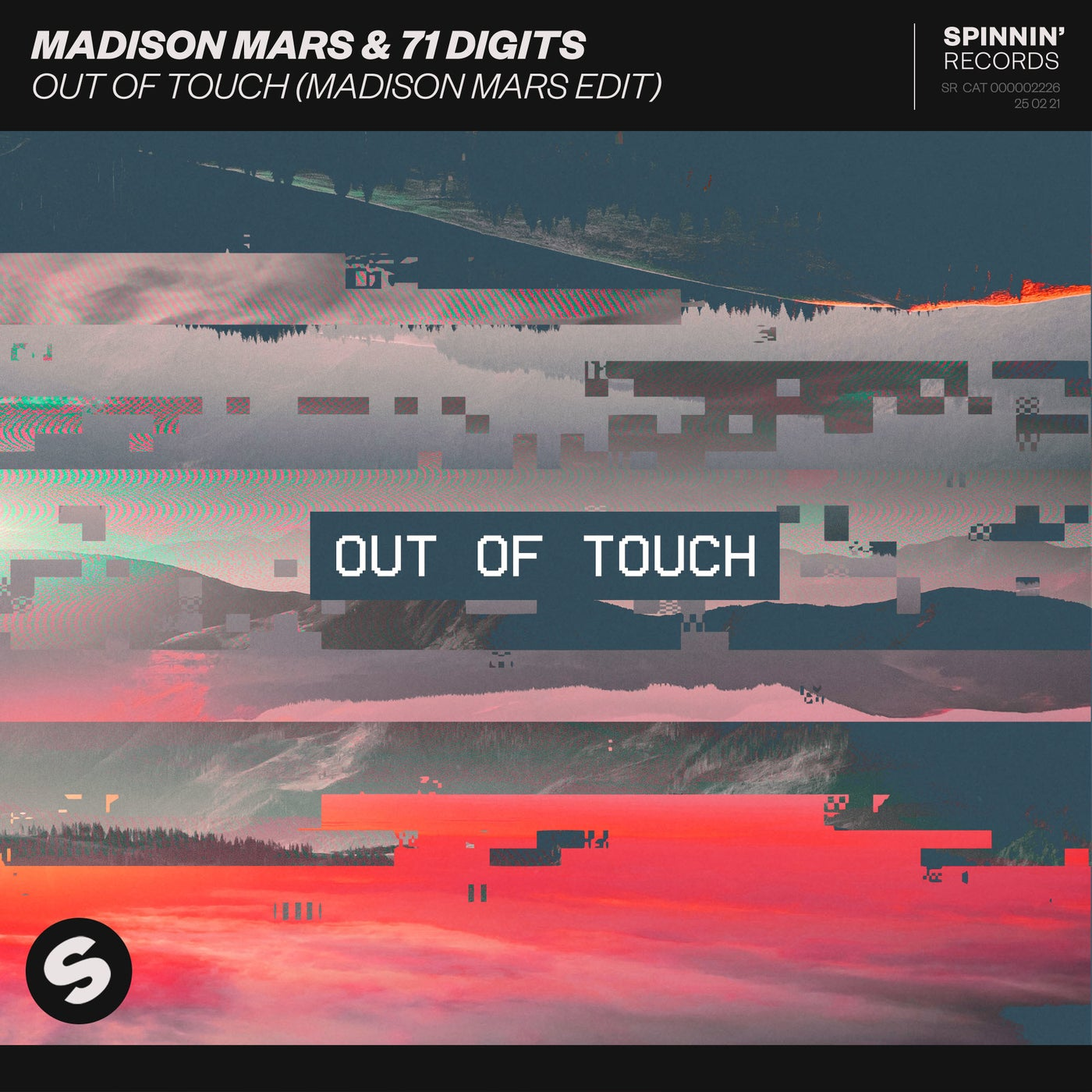 Out Of Touch (Madison Mars Extended Edit)