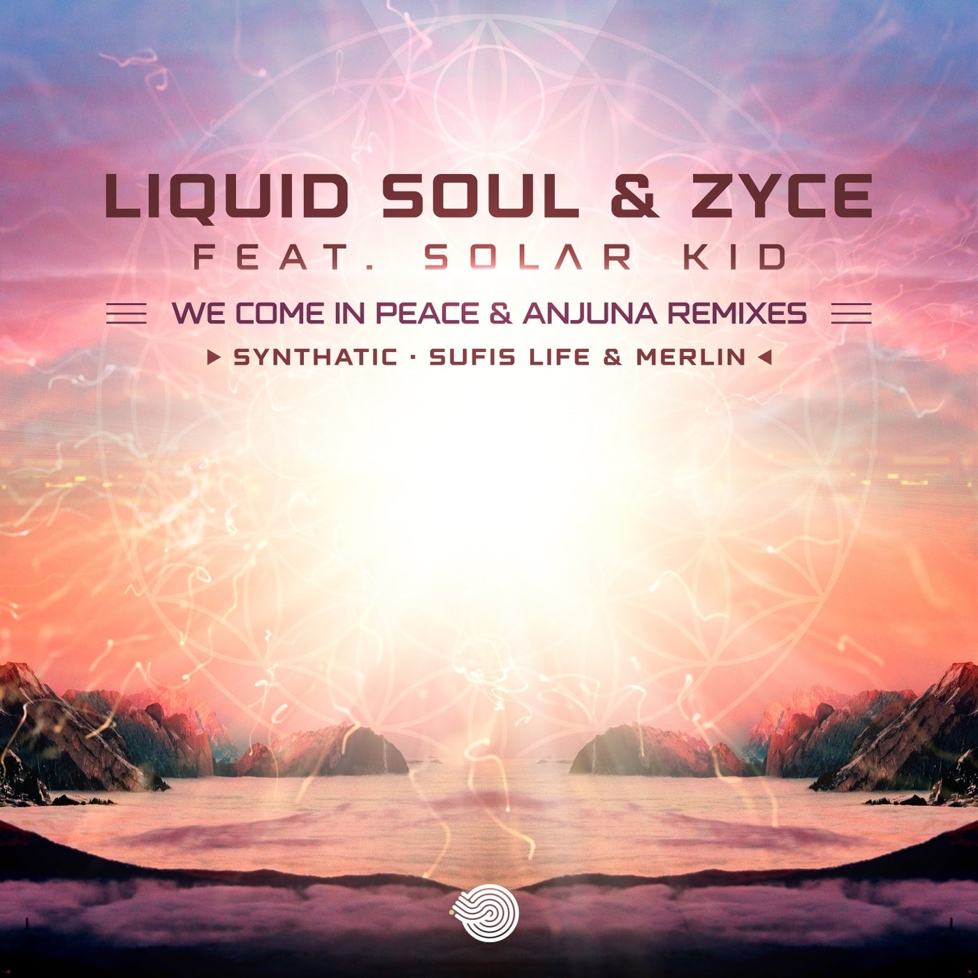 We Come in Peace Feat. Solar Kid (Synthatic Remix)