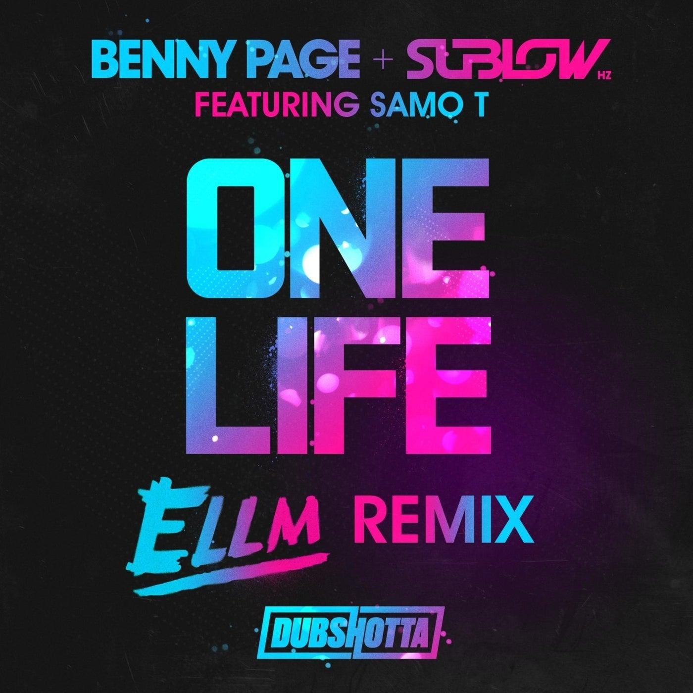One Life feat. Samo T (ELLM Remix)