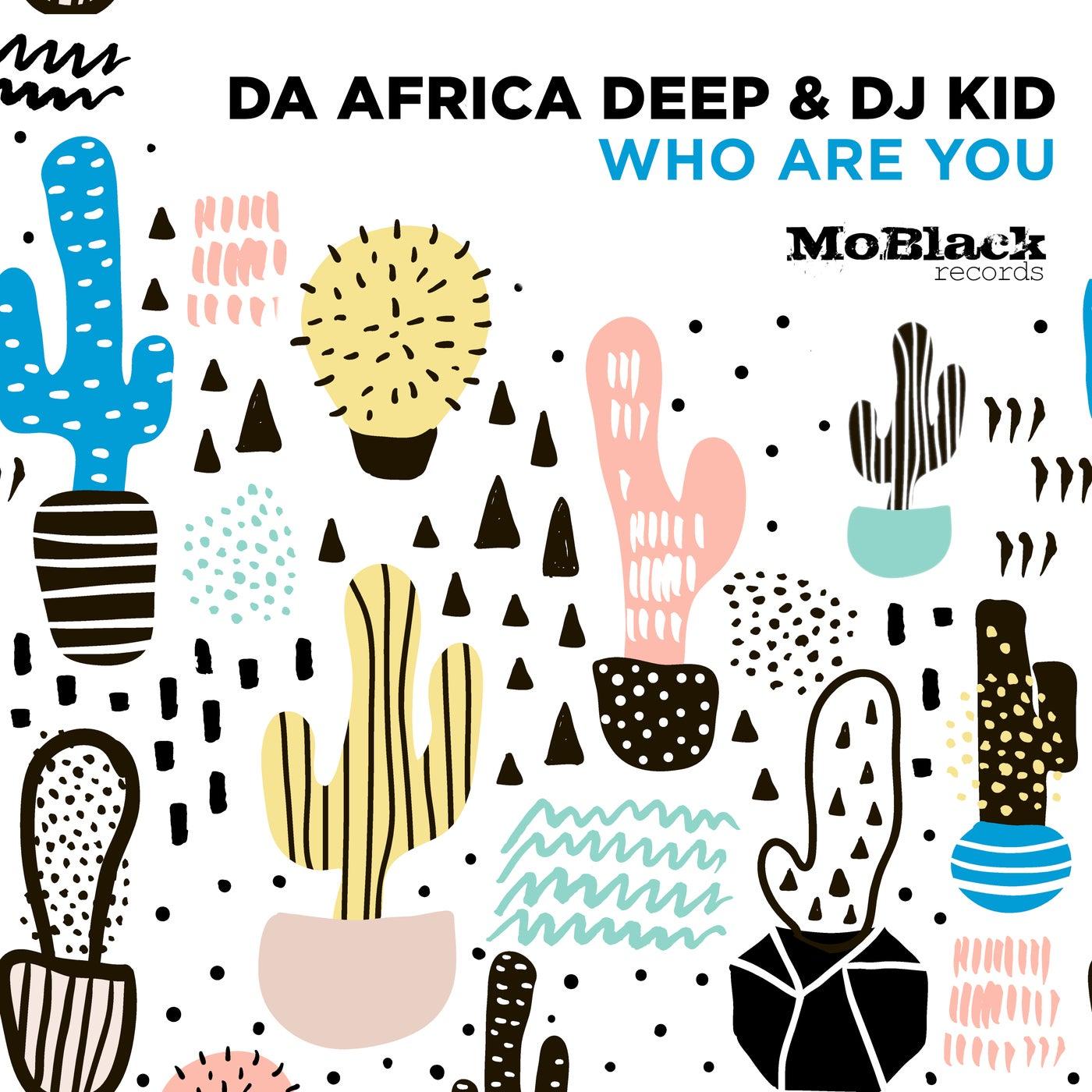 Who Are You (Original Mix)