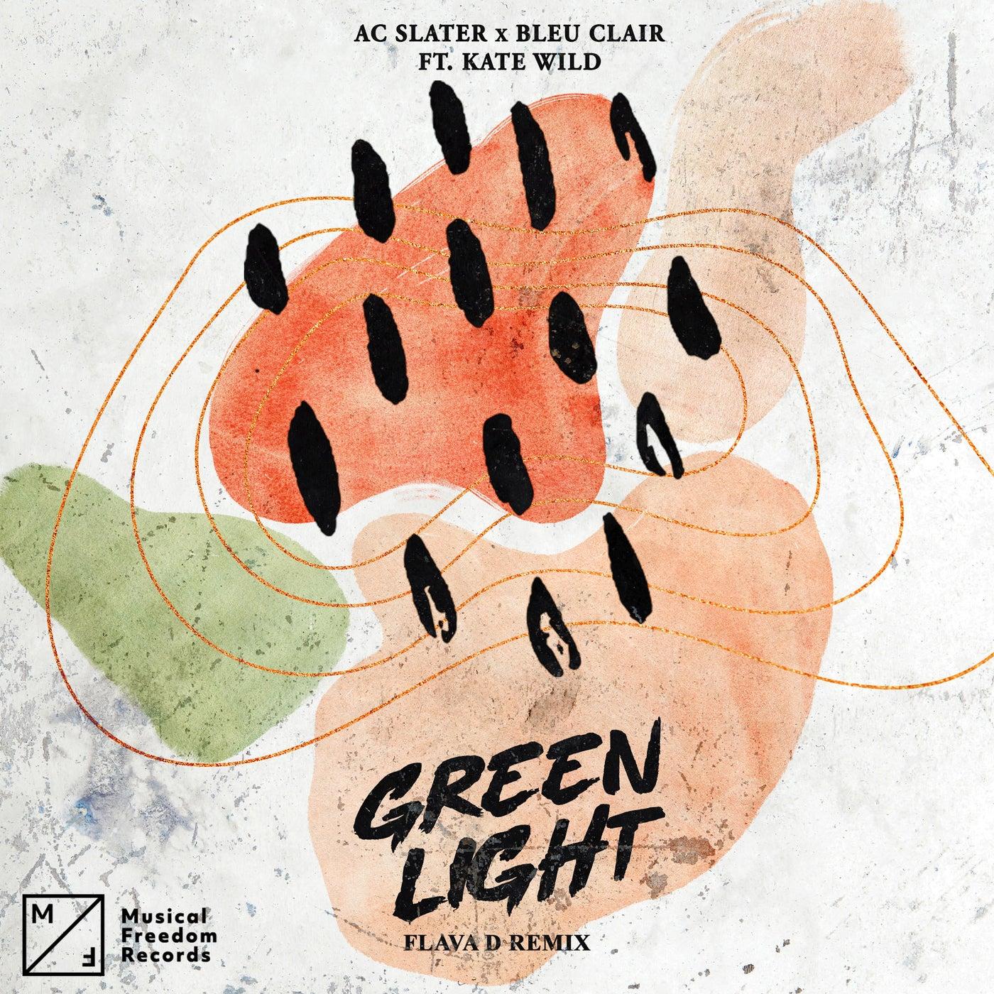 Green Light (feat. Kate Wild) (Flava D Extended Remix)